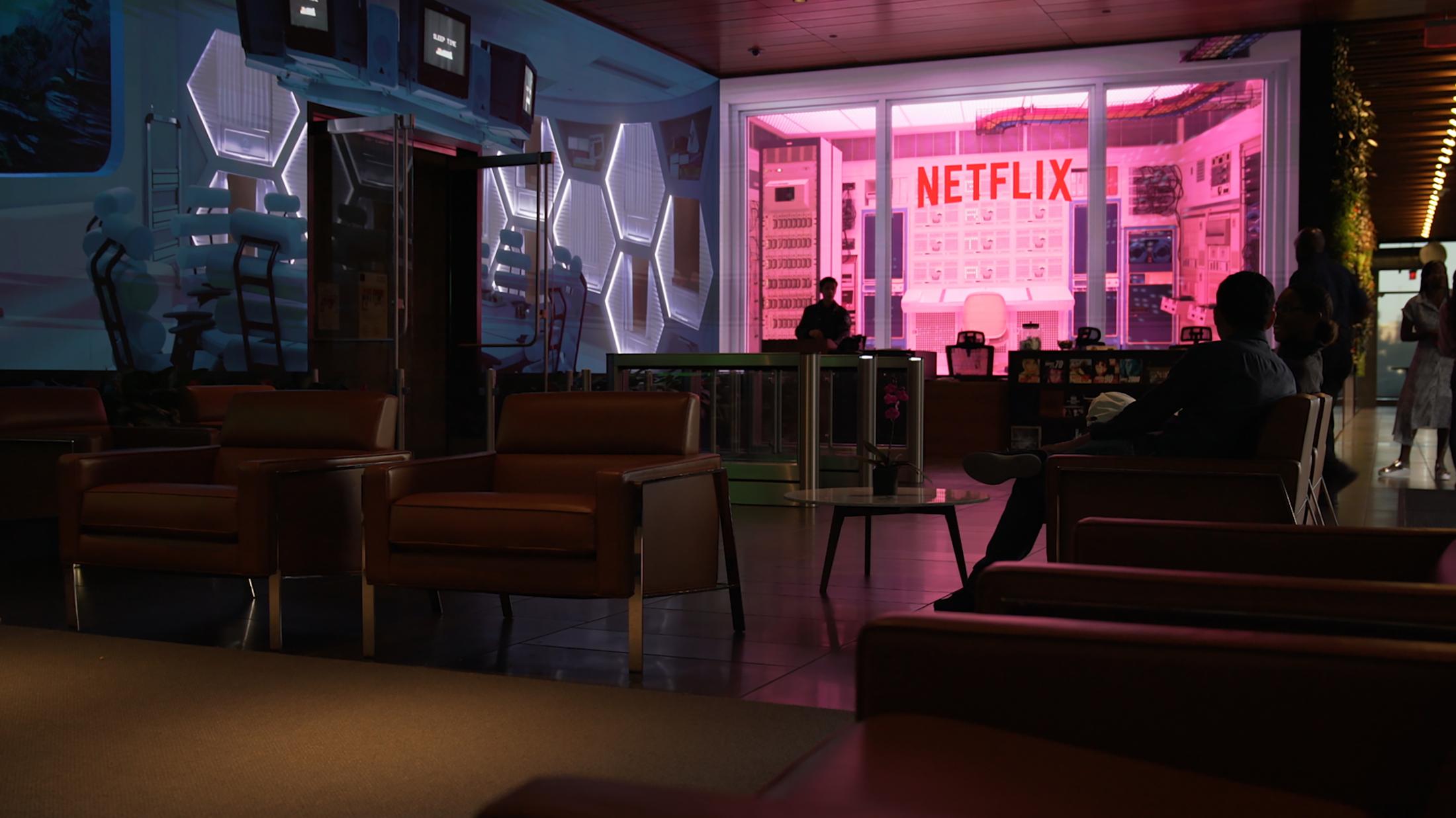 Thumbnail for Netflix Lobby