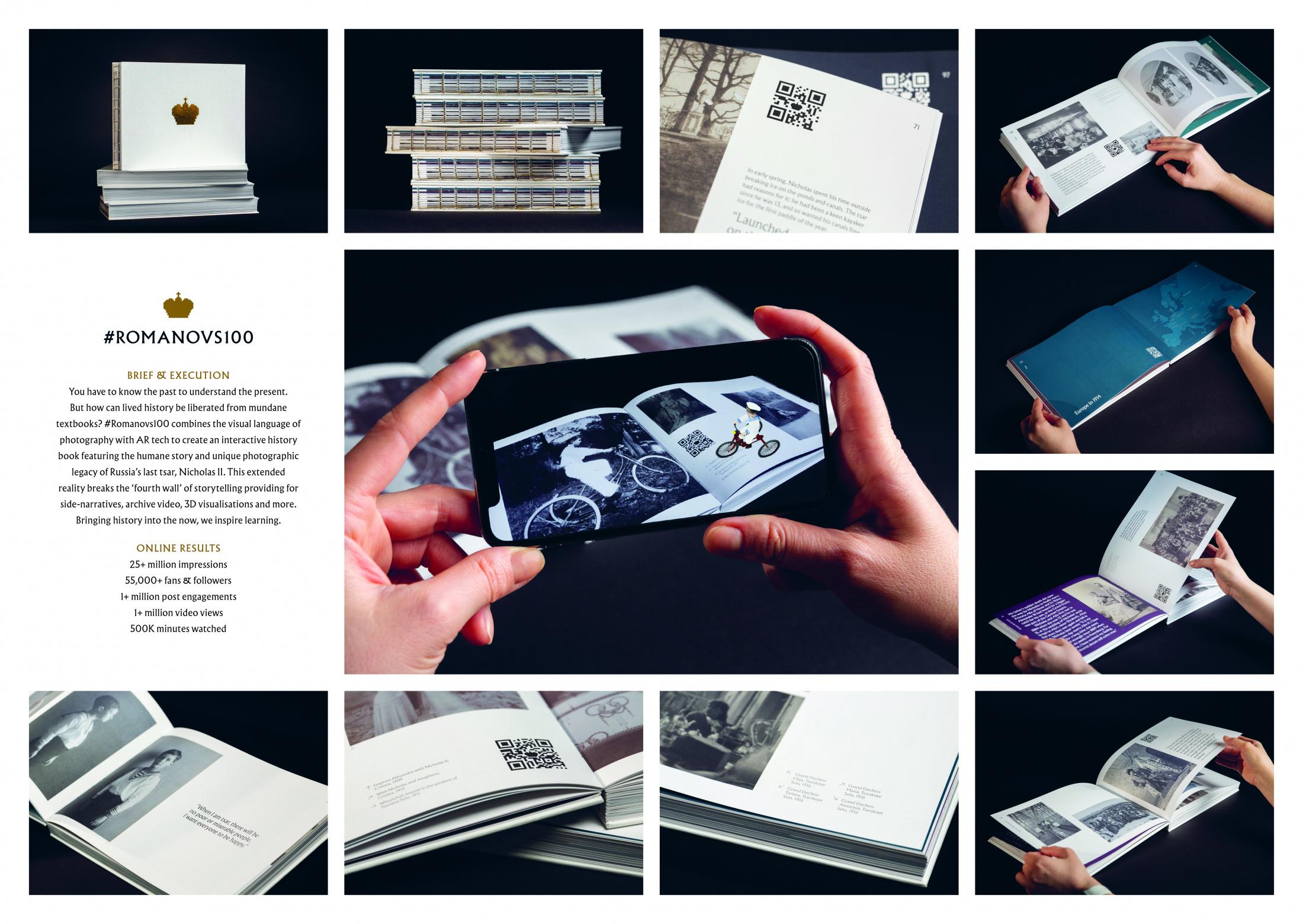 Thumbnail for #Romanovs100 AR Photo Album