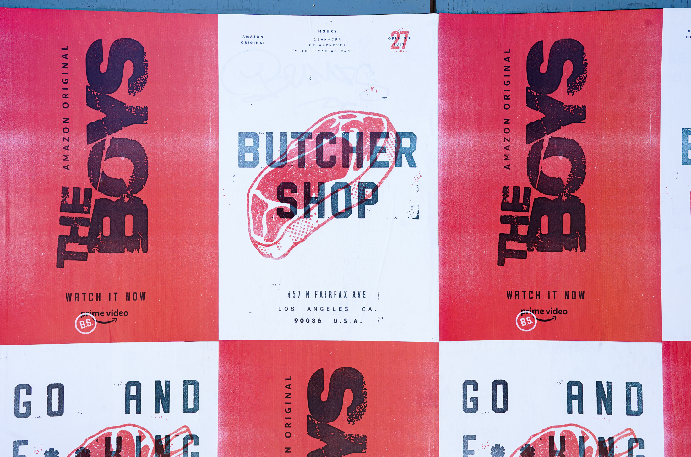 Image Media for The Boys - Butcher Shop