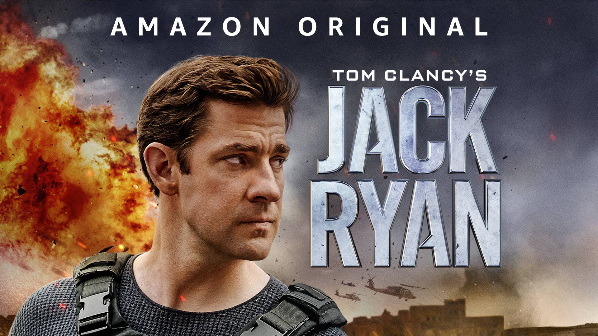 Thumbnail for Tom Clancy's Jack Ryan Integrated Campaign
