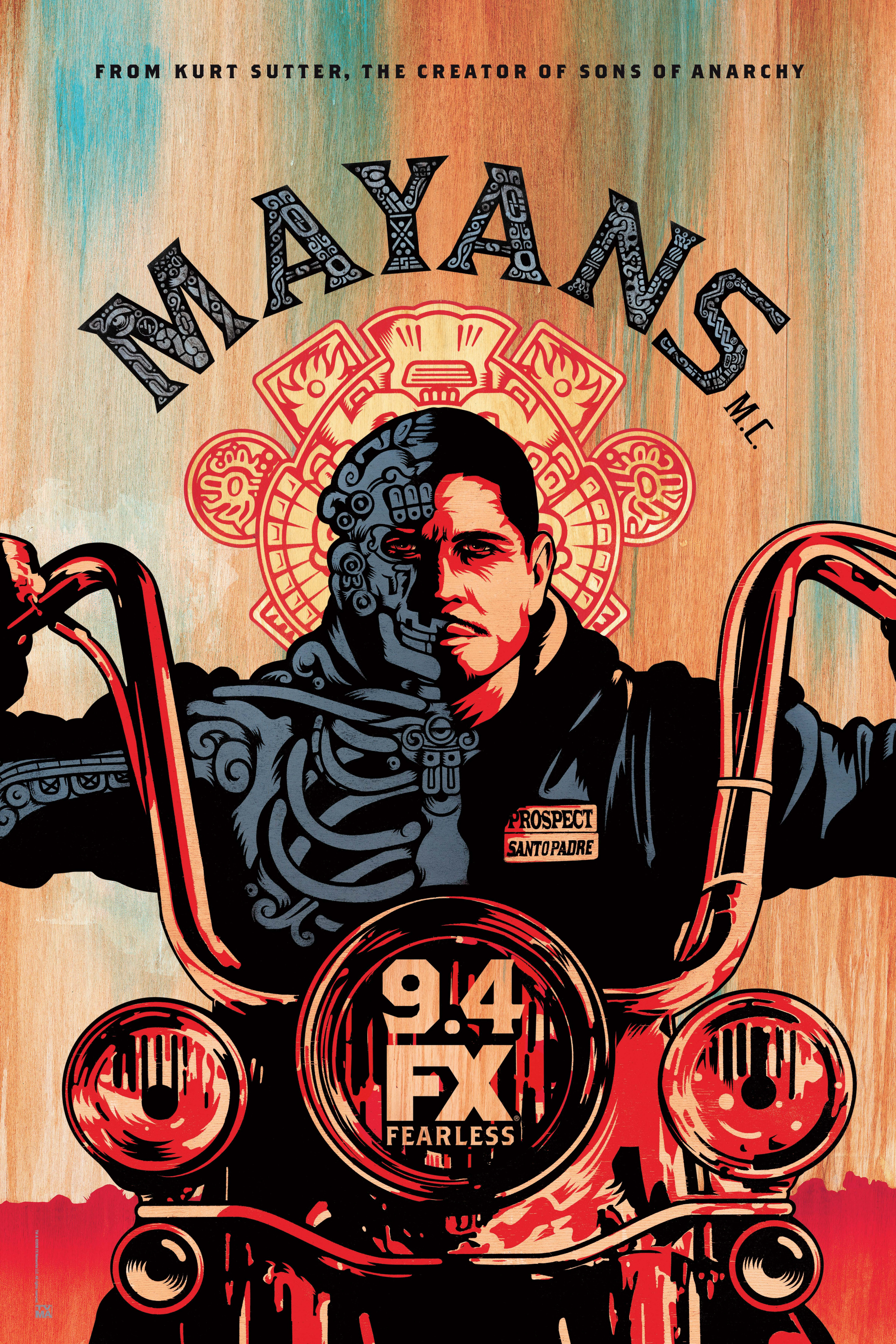 Thumbnail for Mayans M.C. - Key Art 1