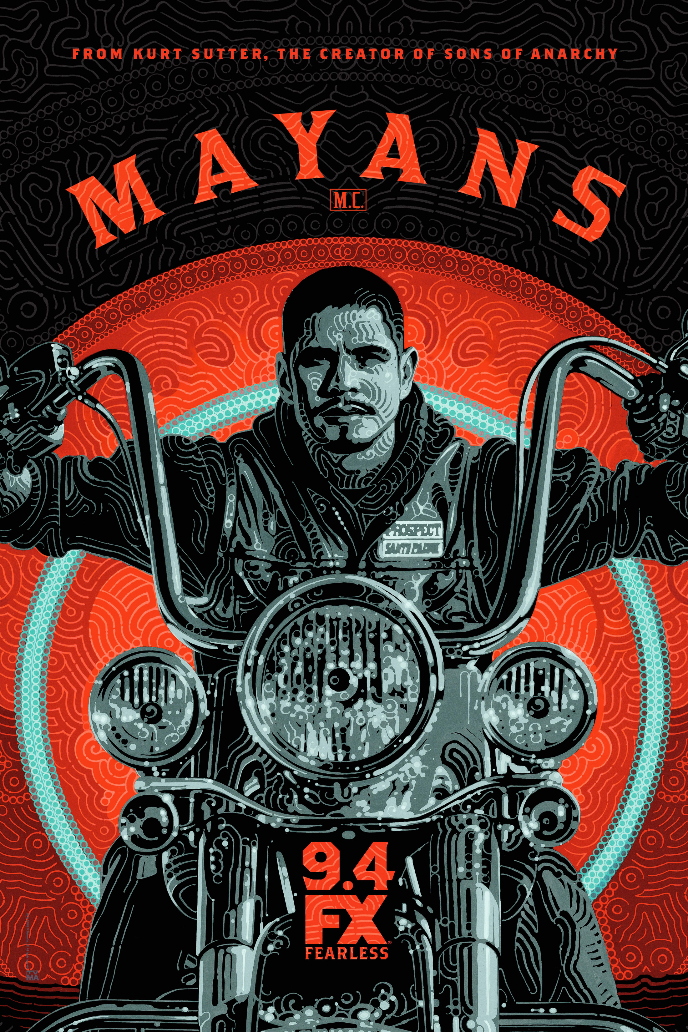Thumbnail for Mayans M.C. - Key Art 2