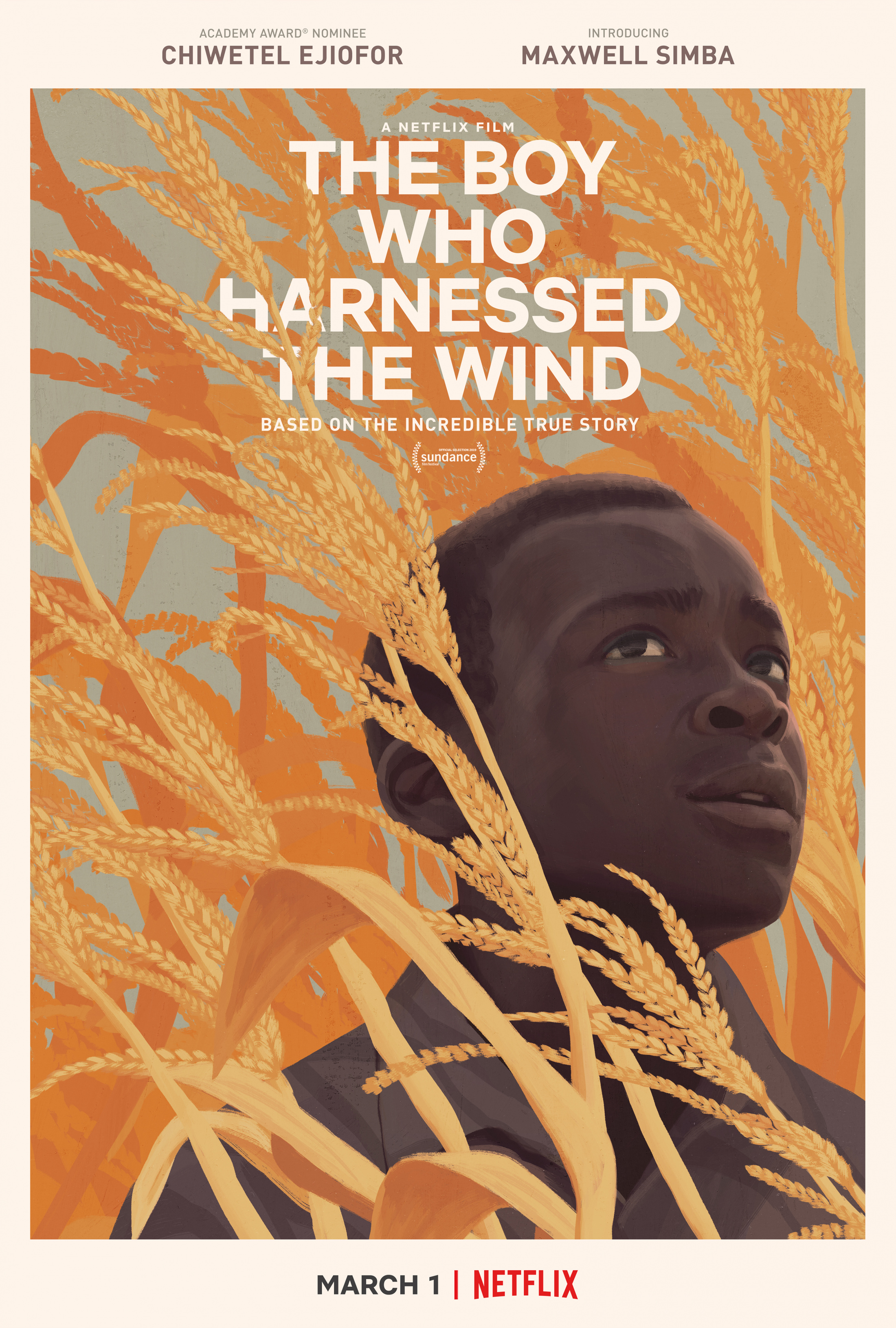 Thumbnail for The Boy Who Harnessed The Wind / Illustrated Poster