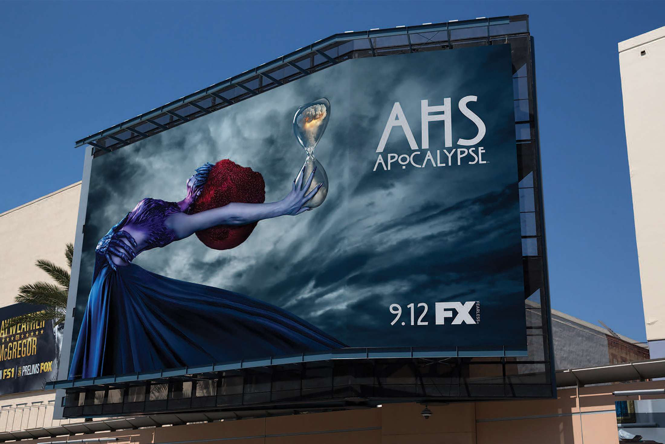 Thumbnail for AHS: Apocalypse - Woman on the Rocks Lot Board