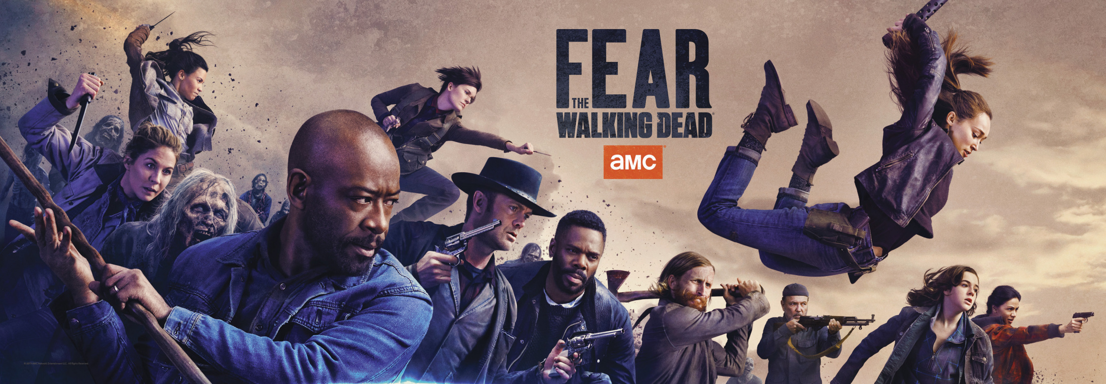 Thumbnail for Fear The Walking Dead S5 Comic-Con