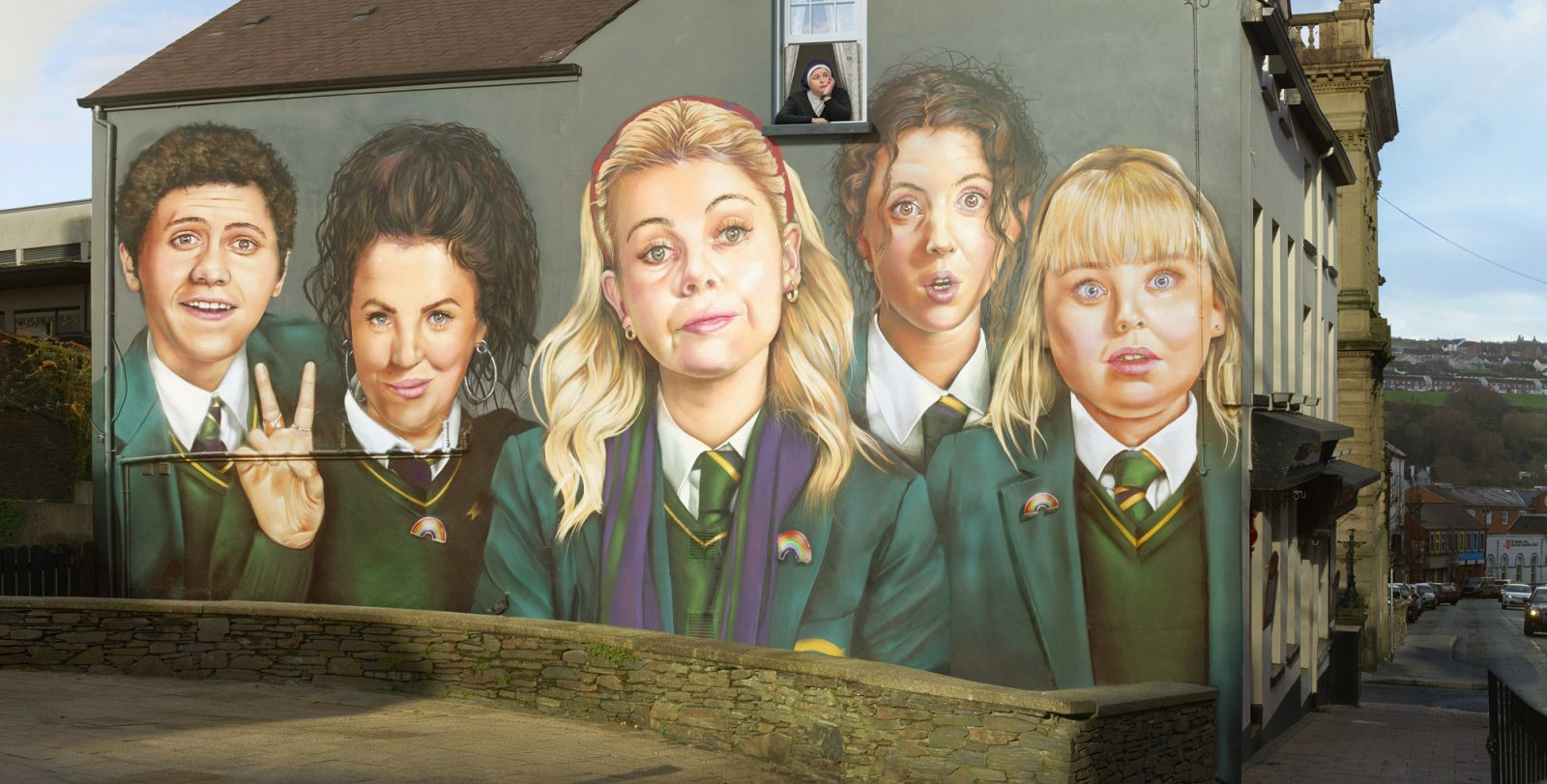 Thumbnail for Derry Girls Mural