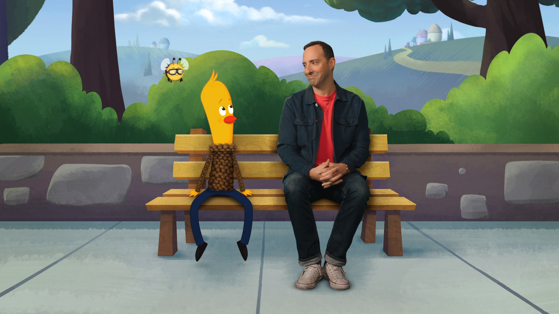Thumbnail for Tony Hale Intro