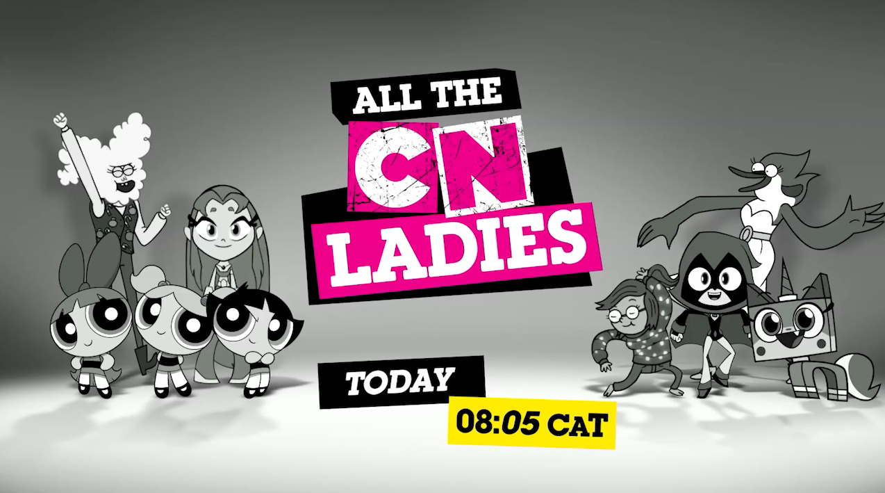 Thumbnail for ALL THE CN LADIES