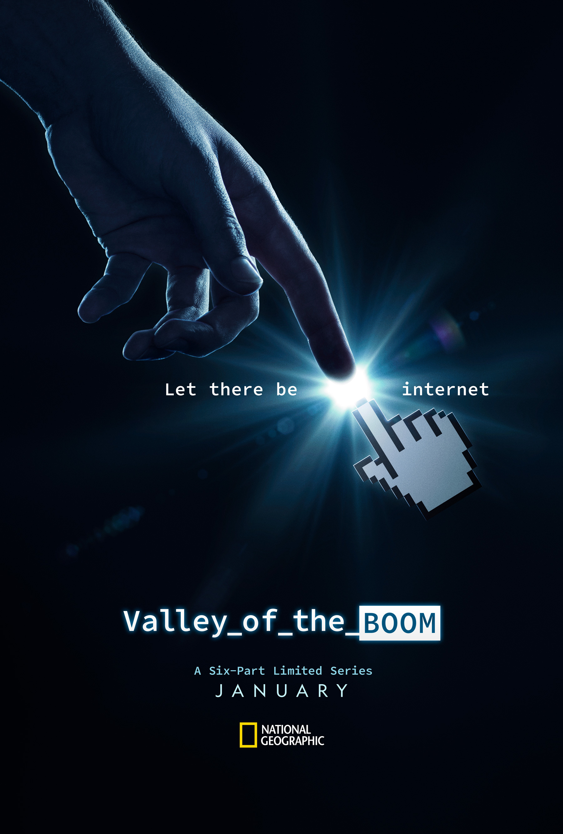 Thumbnail for  Valley of the Boom: Let There Be Internet