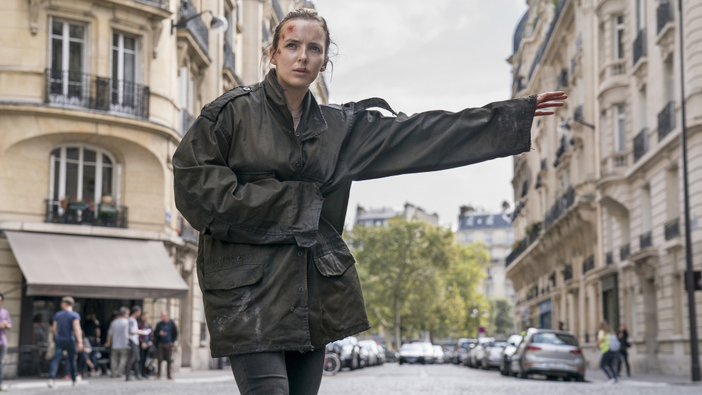 """Thumbnail for Killing Eve Series 2 60"""" Launch Trailer"""