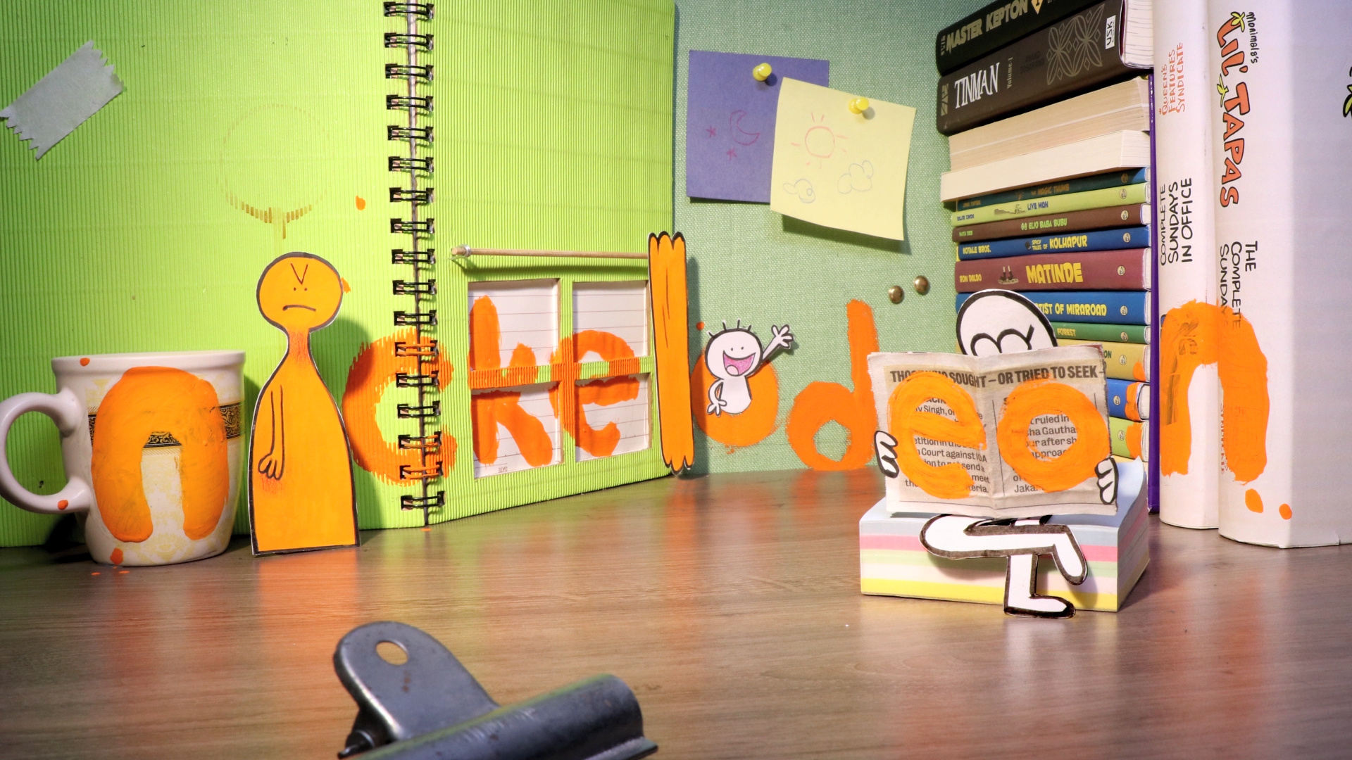 Thumbnail for Nickelodeon Mom & Brat Ident