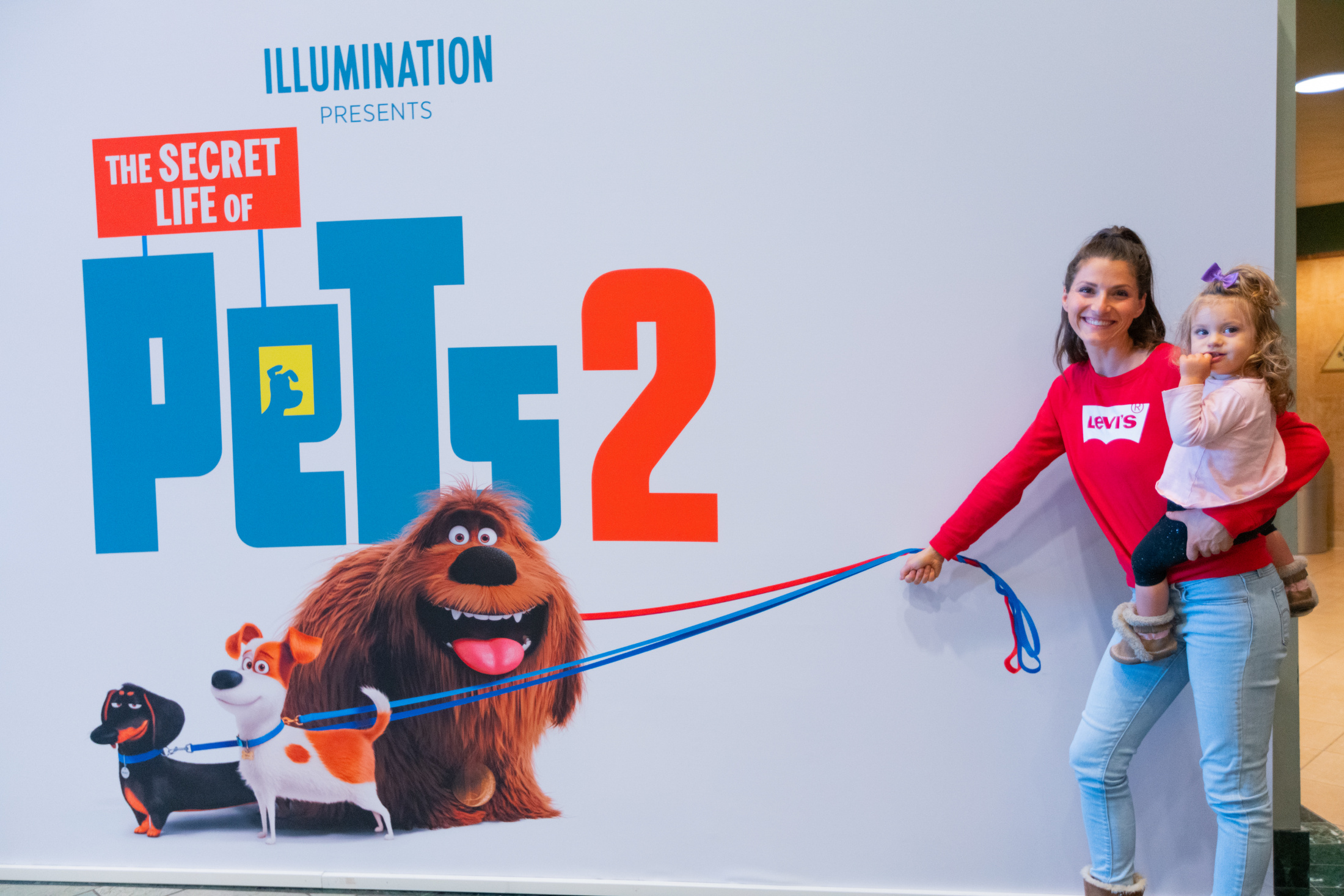 Image Media for Universal Studios Secret Life of Pets 2 Pop-Up