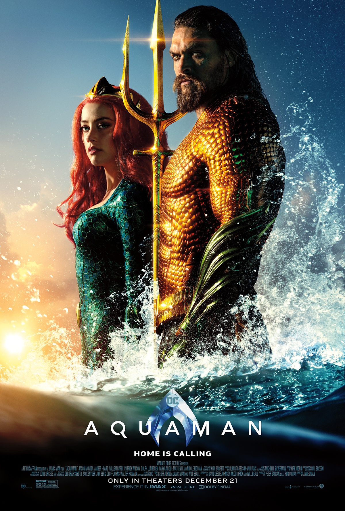 Thumbnail for AQUAMAN - THEATRICAL INTEGRATED CAMPAIGN