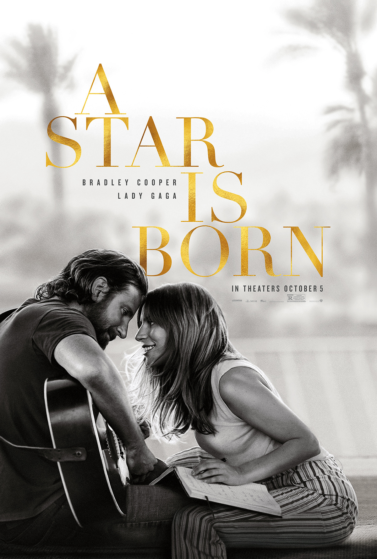 Thumbnail for A STAR IS BORN - THEATRICAL INTEGRATED CAMPAIGN