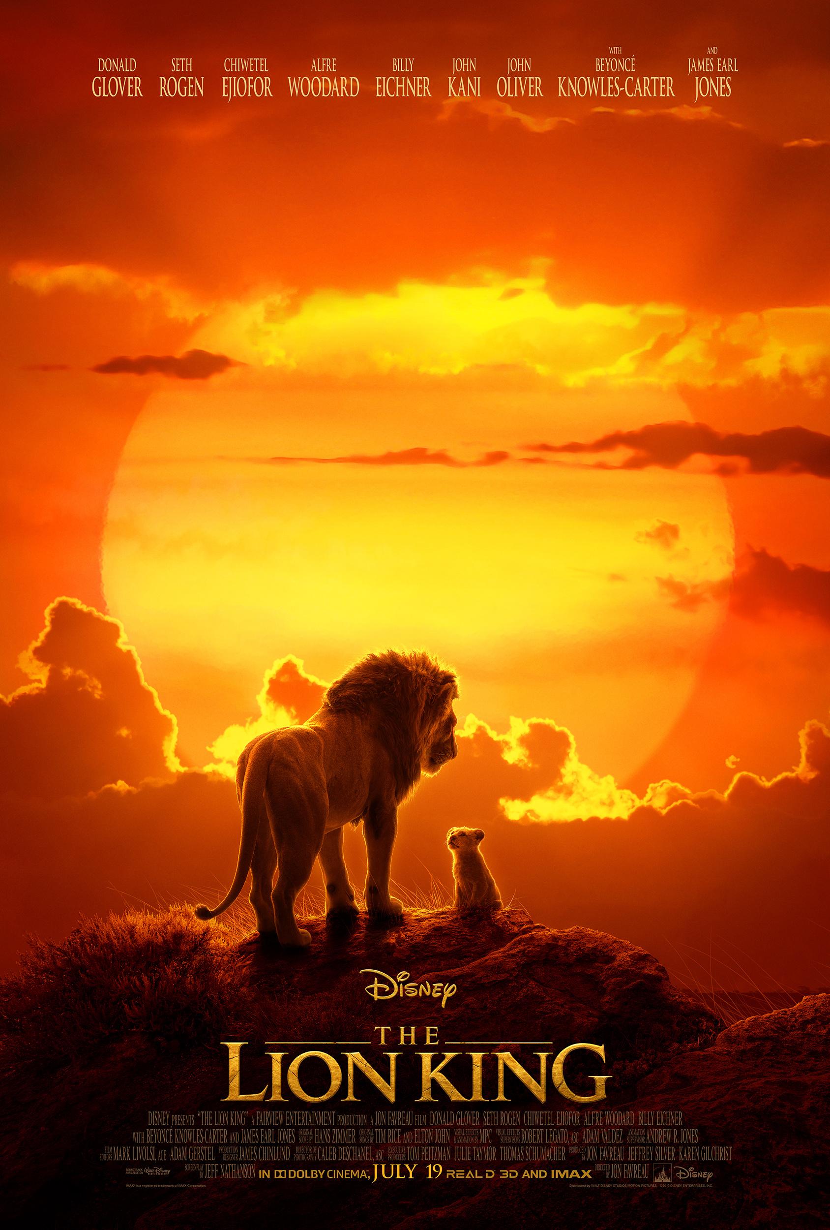 Thumbnail for Disney's The Lion King