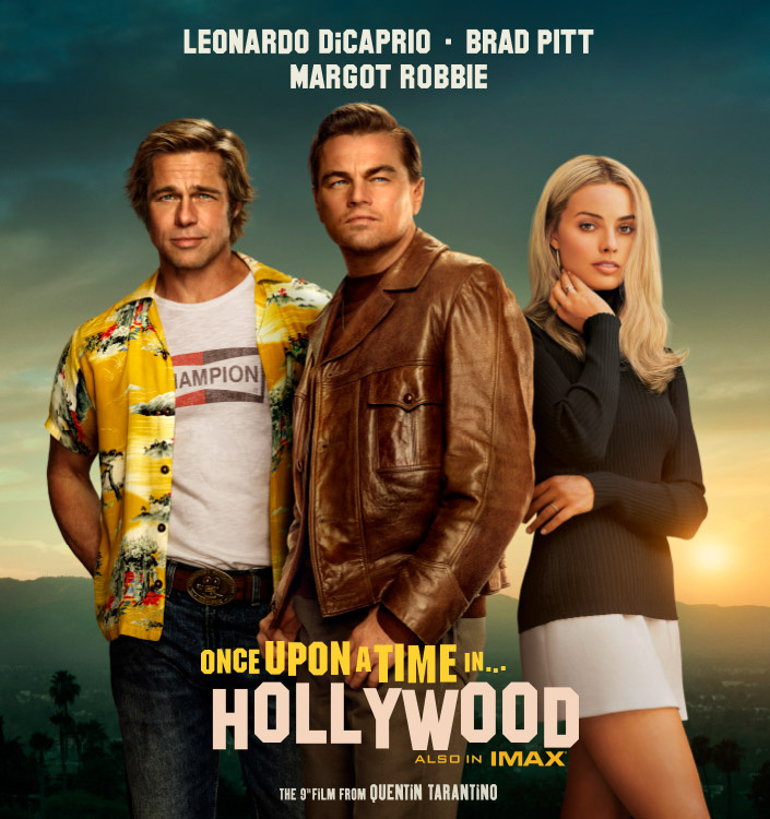 Thumbnail for Once Upon A Time In Hollywood - Integrated Campaign