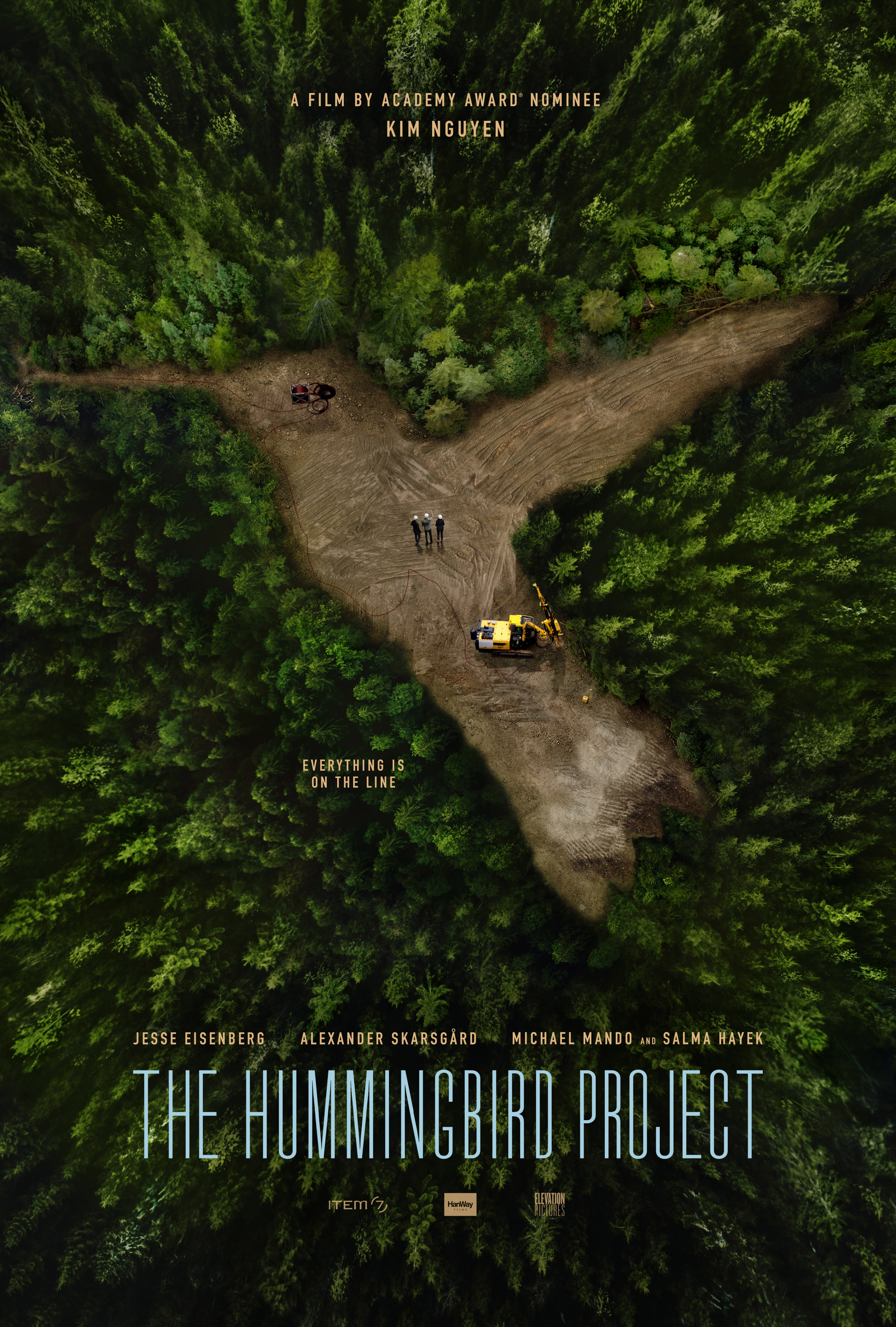 Thumbnail for The Hummingbird Project