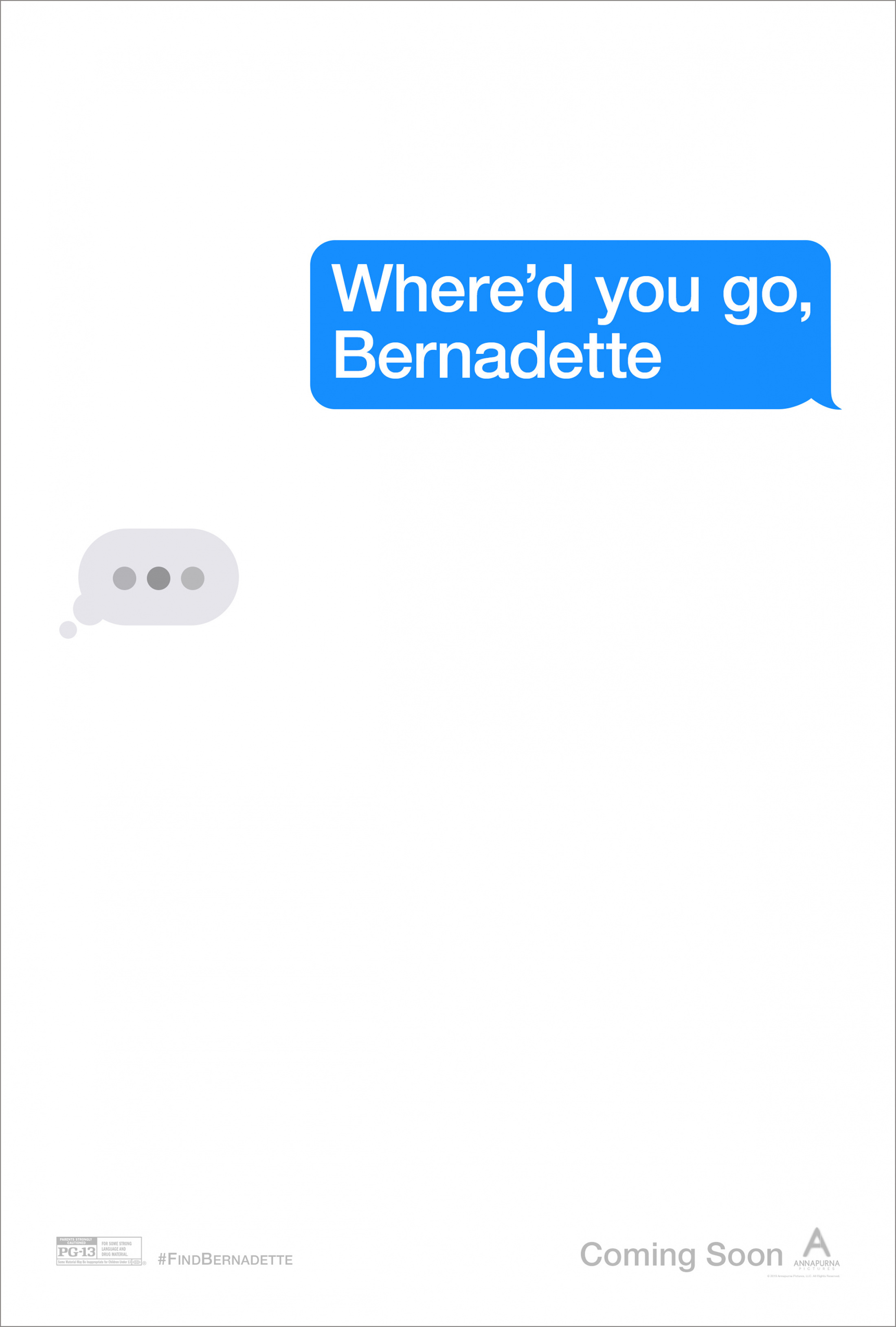 Thumbnail for Where'd You Go, Bernadette