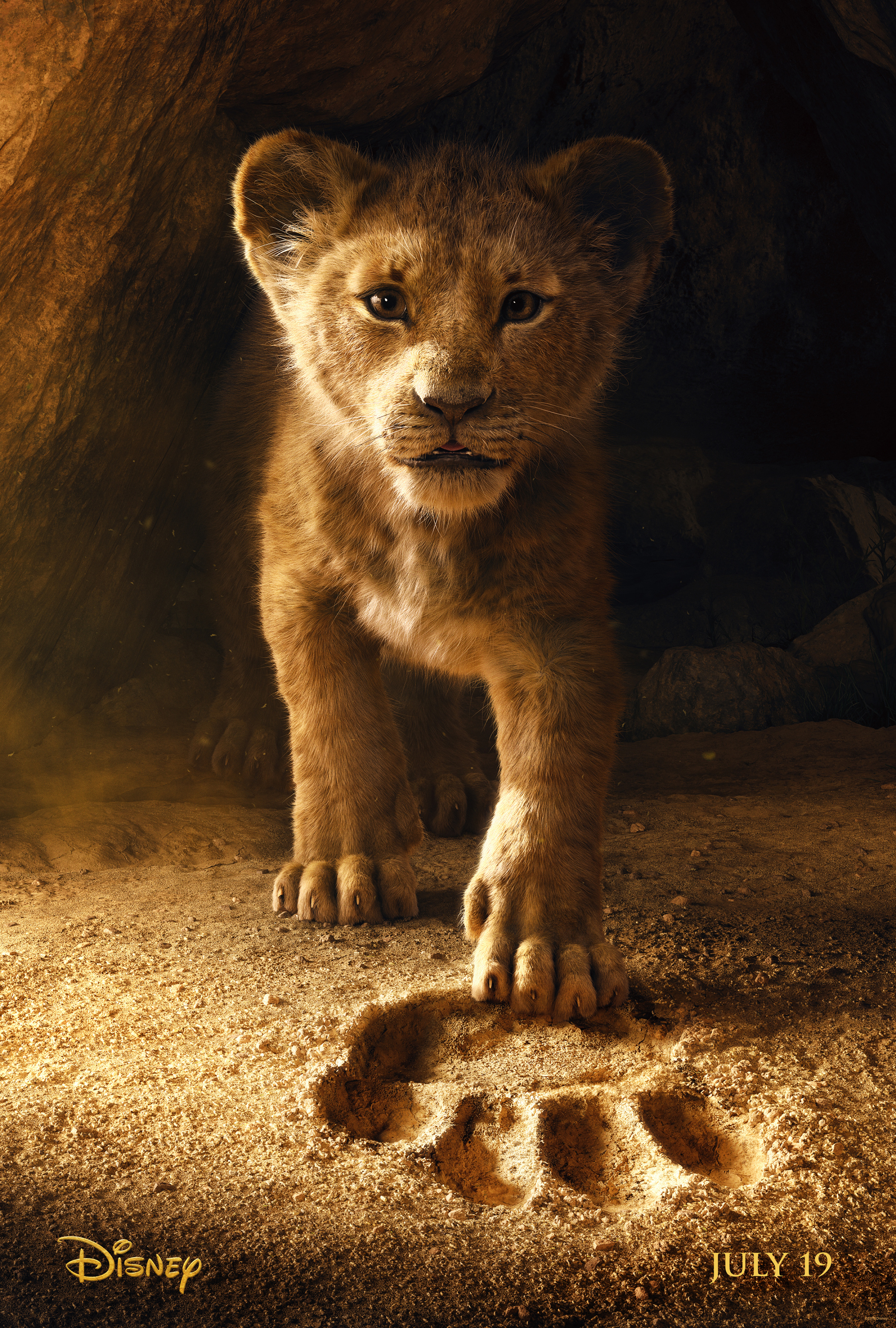 Thumbnail for Lion King Teaser Key Art