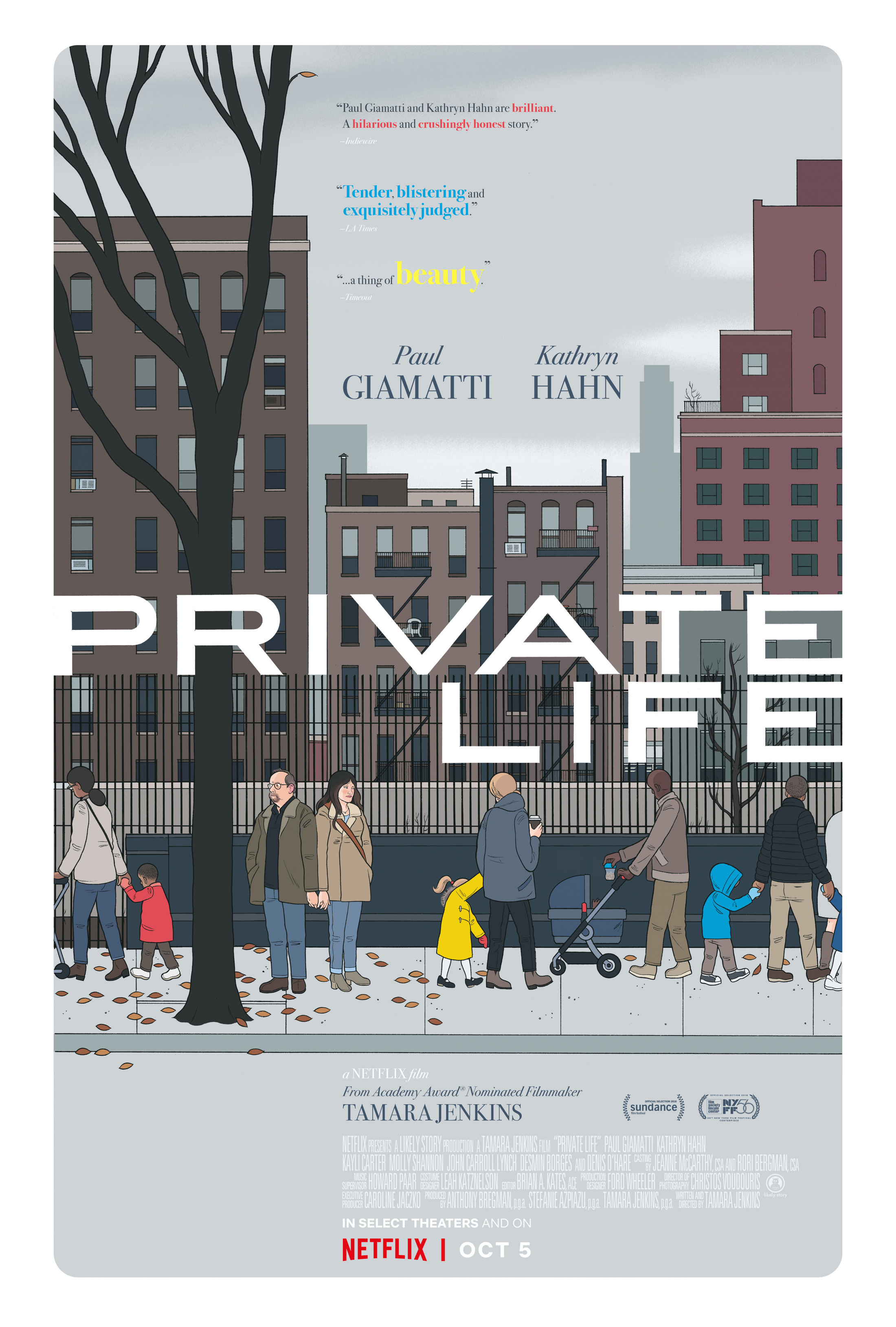 Thumbnail for Private Life