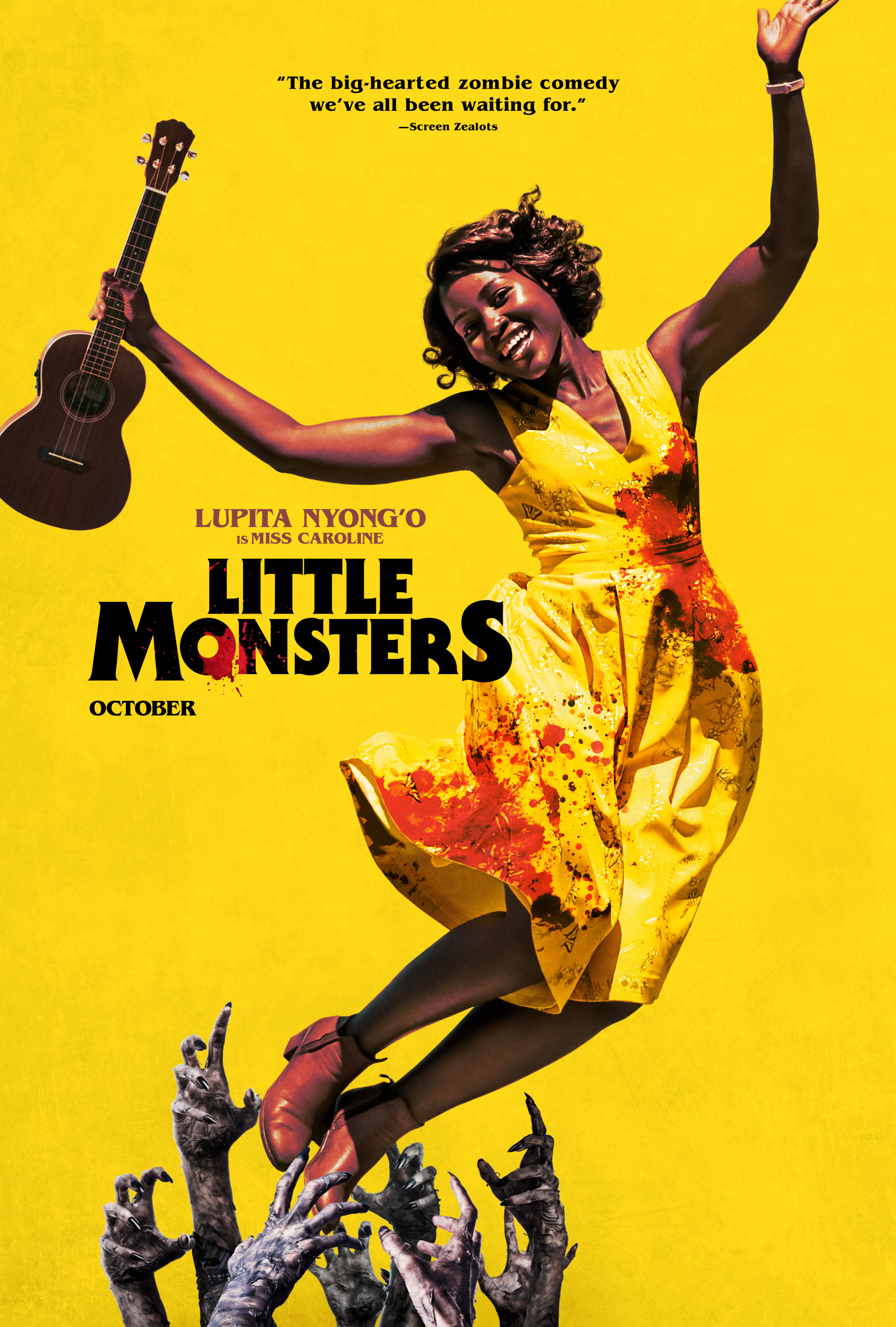 Thumbnail for LITTLE MONSTERS