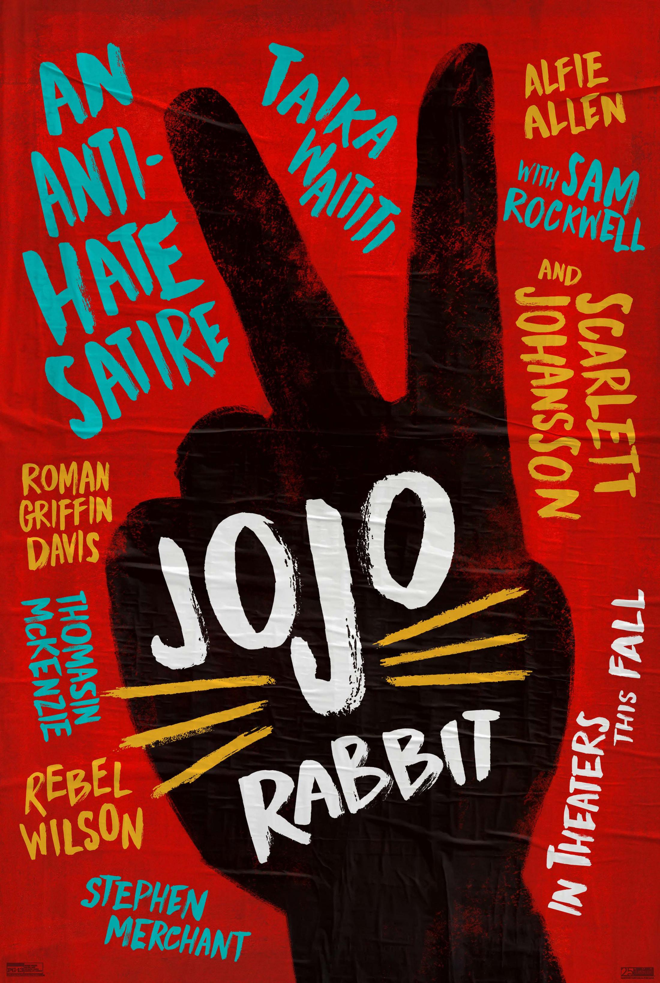 Thumbnail for Jojo Rabbit Teaser