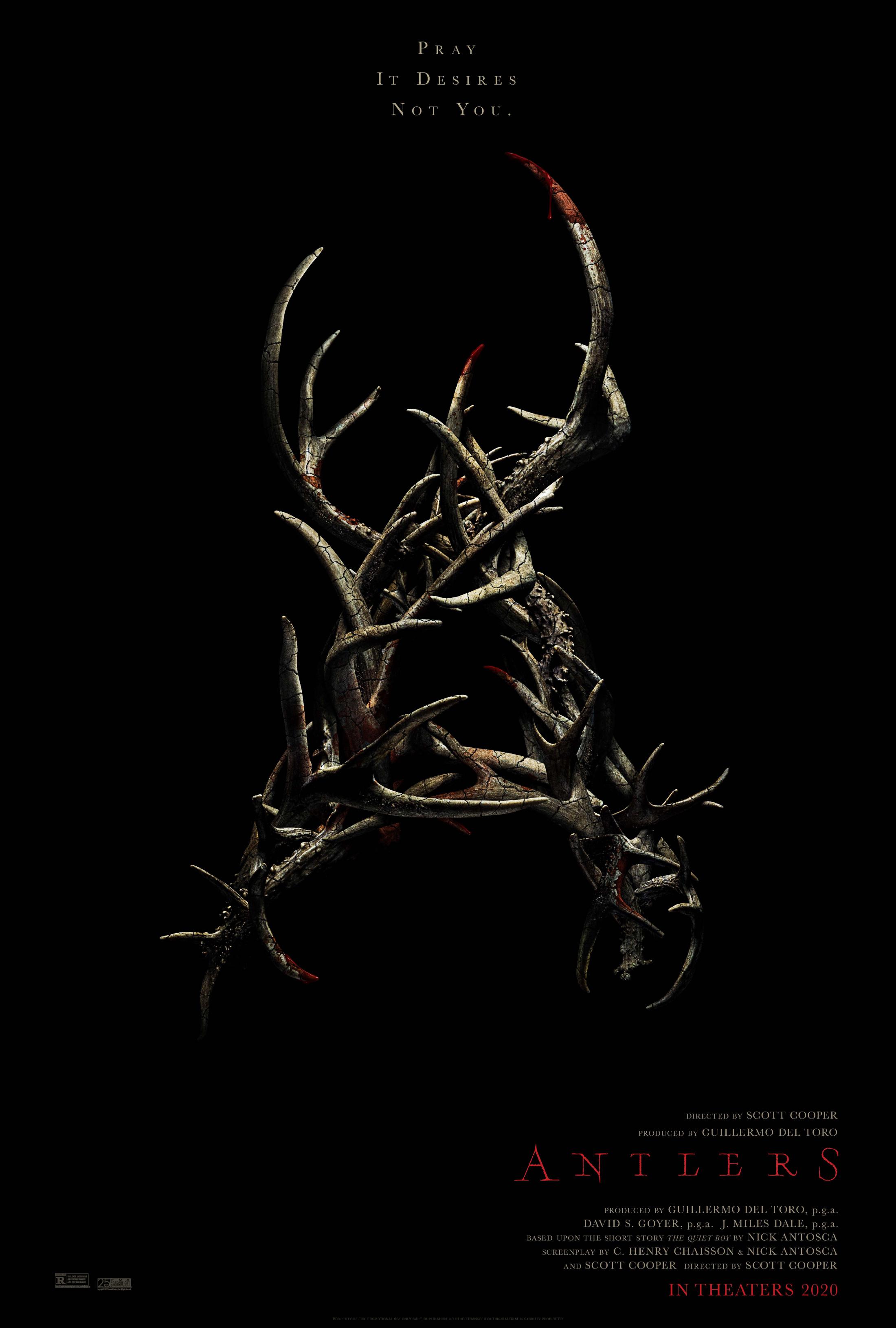 Thumbnail for Antlers - Key Art - Teaser