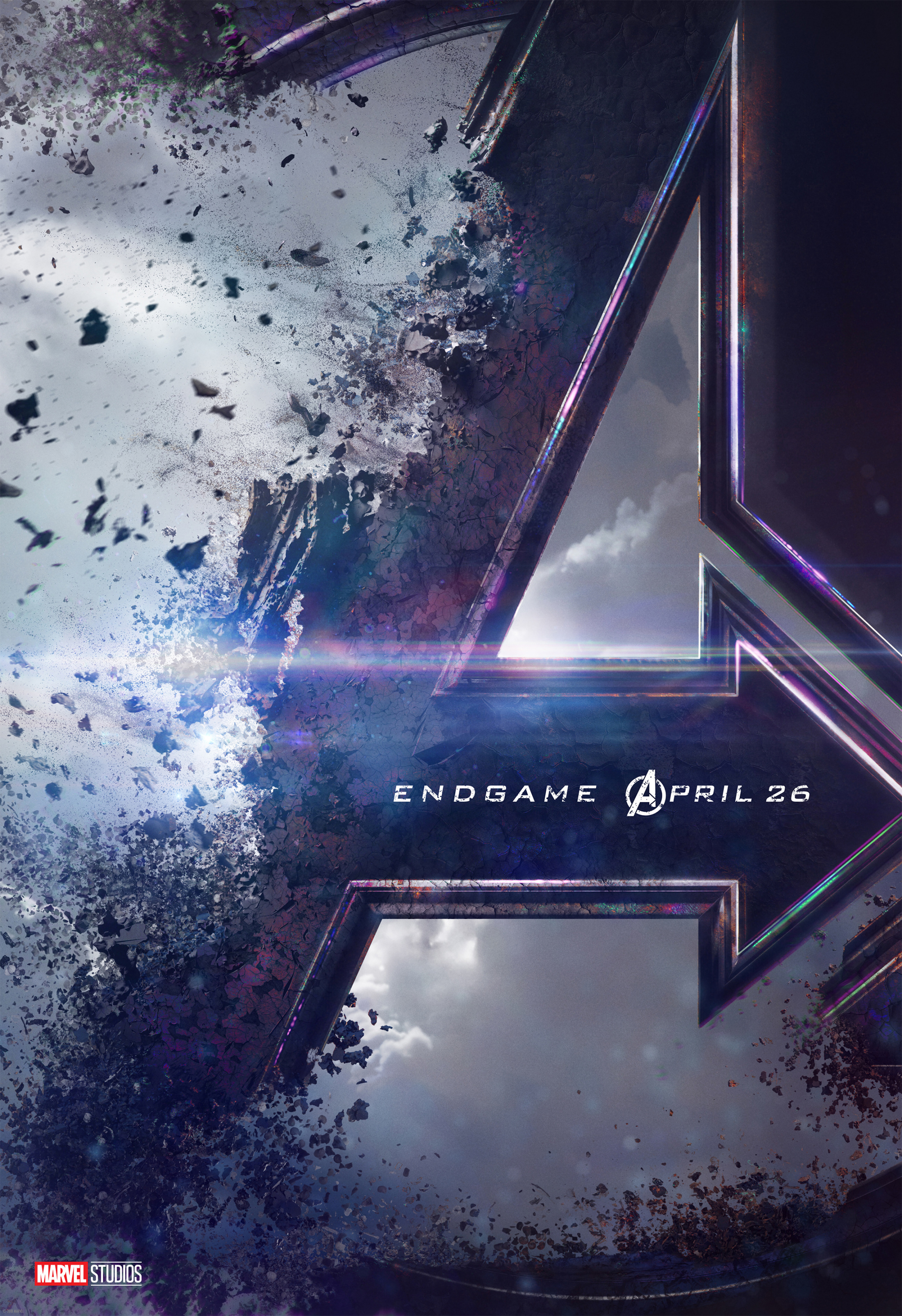 Thumbnail for Avengers: Endgame Teaser