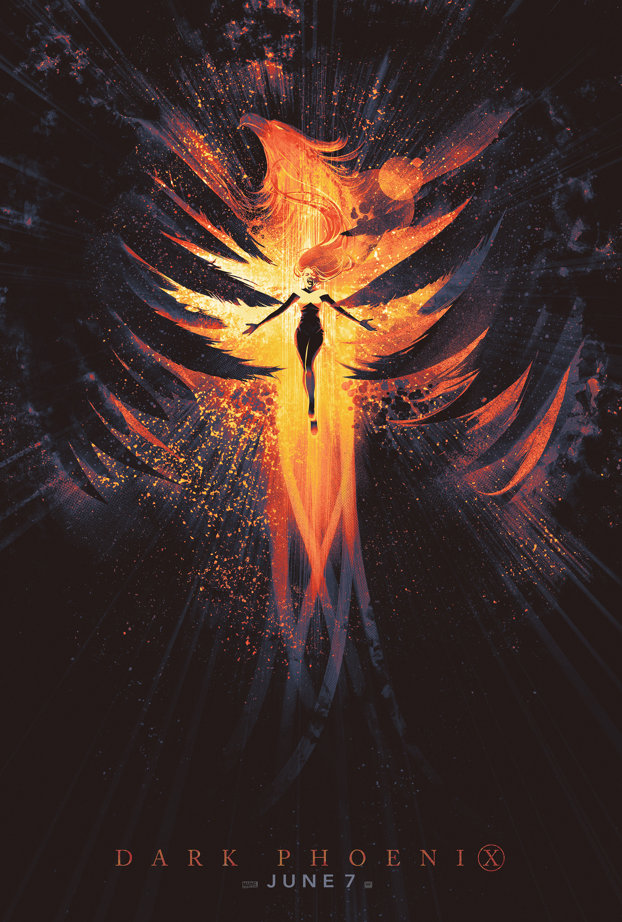 Image Media for Dark Phoenix