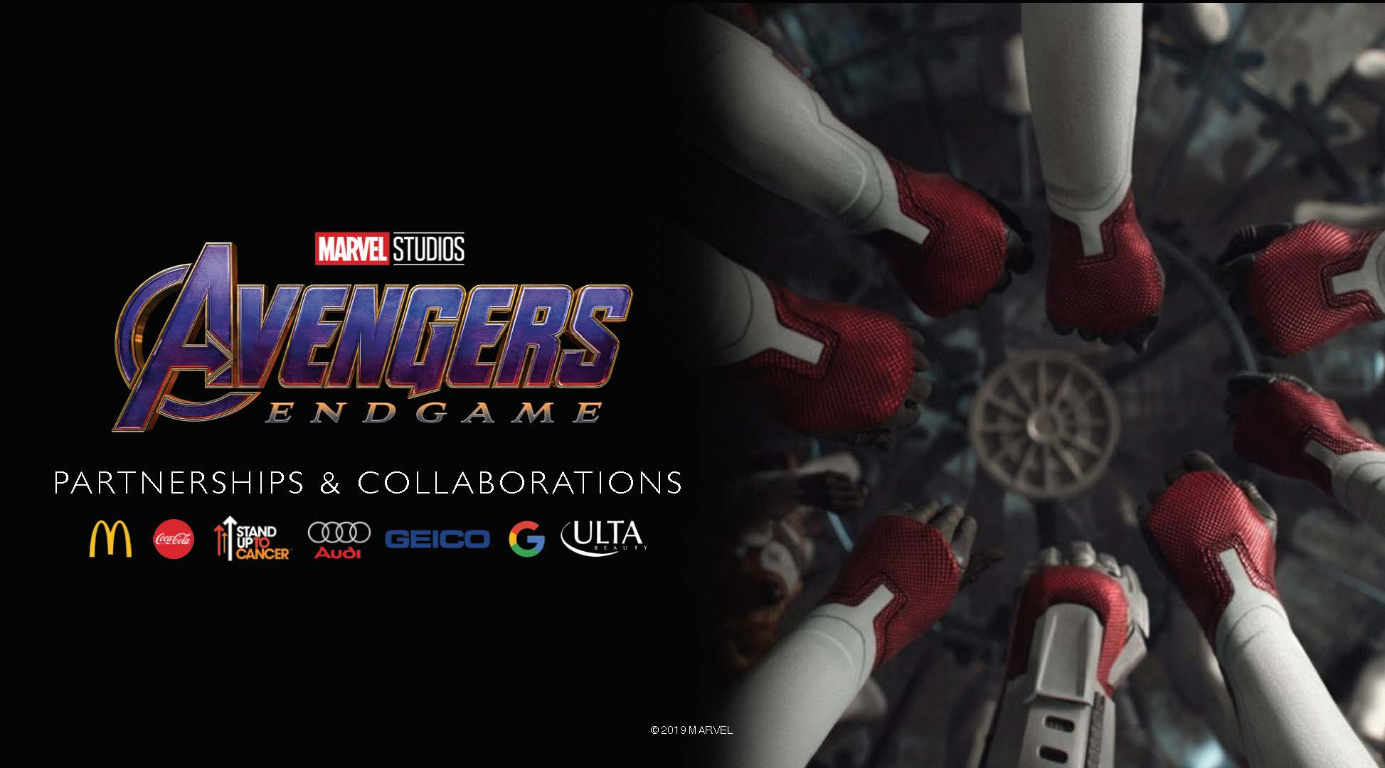 Thumbnail for Marvel Partnerships | Avengers: Endgame