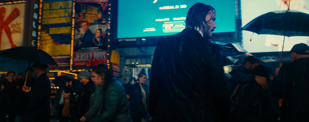 Image Media for John Wick: Chapter 3 - Parabellum