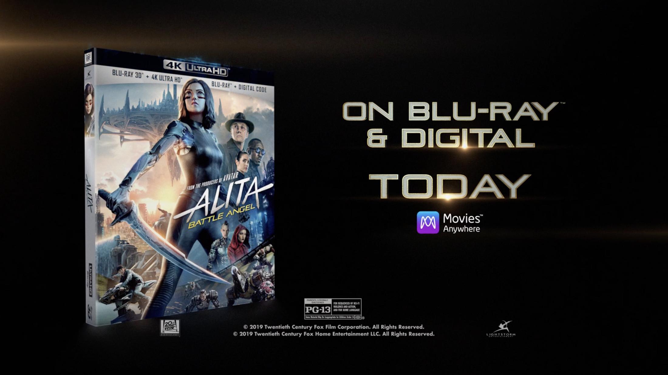Thumbnail for Alita: Battle Angel - Home Entertainment Campaign