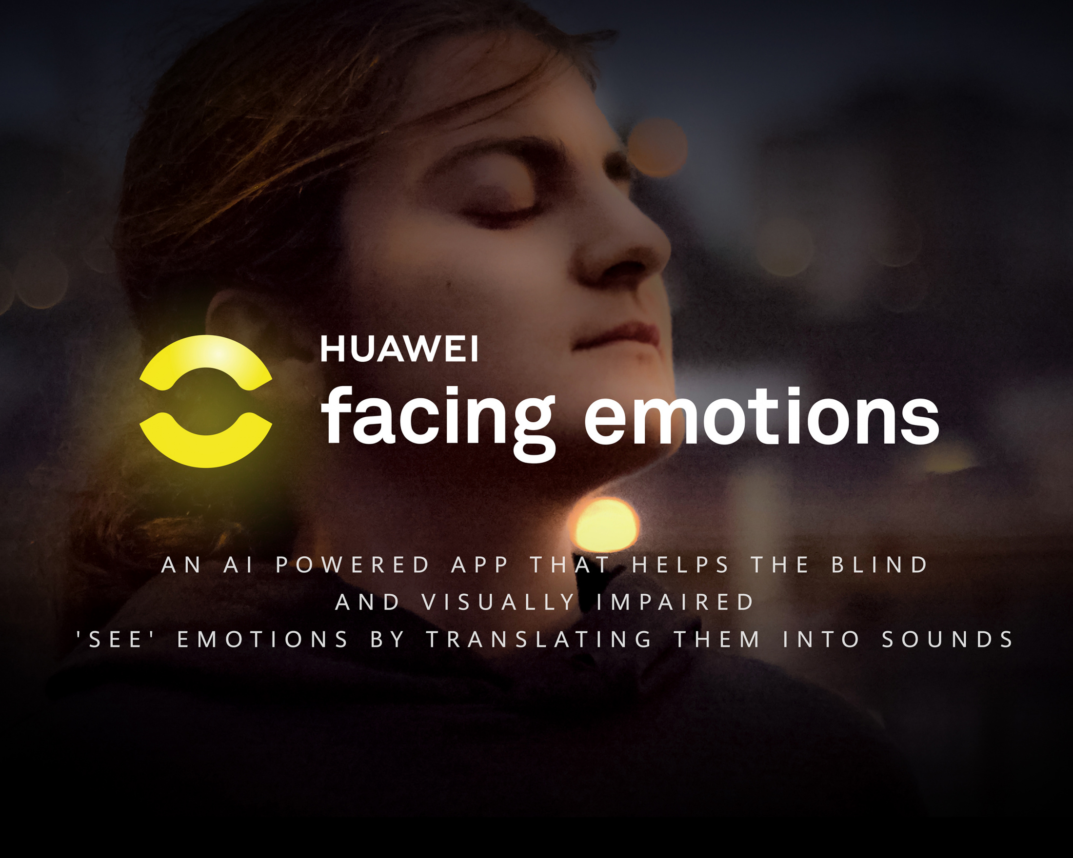 Image Media for Huawei Facing Emotions