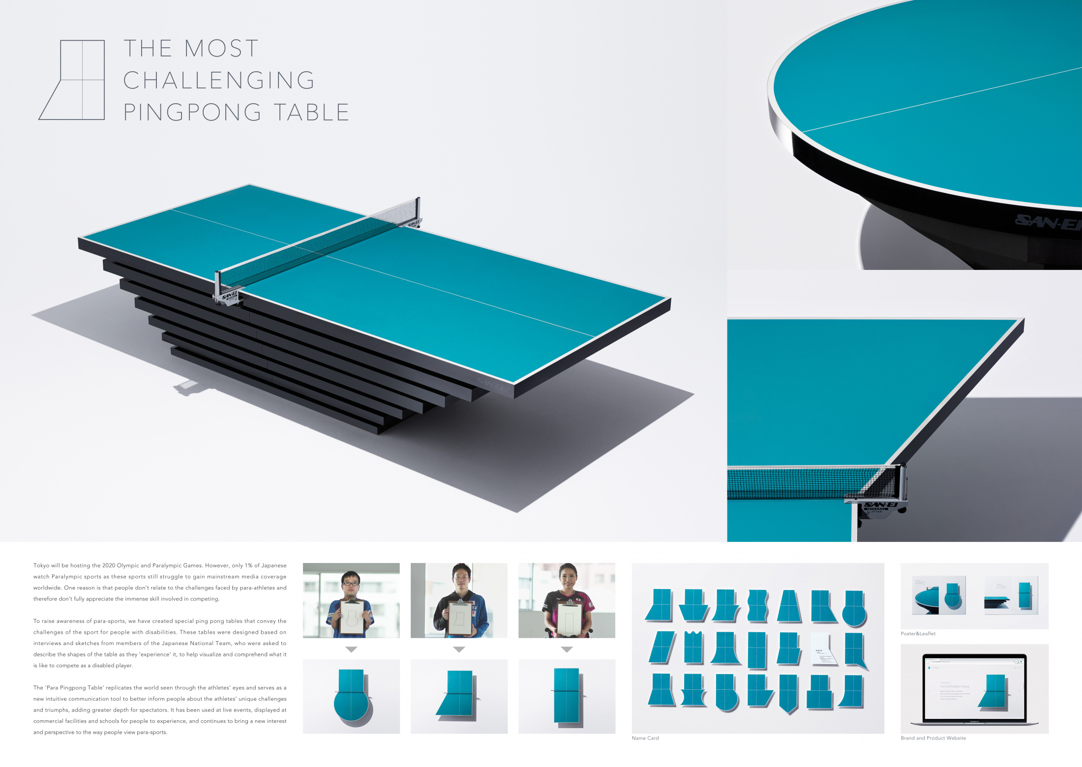 Thumbnail for THE MOST CHALLENGING PINGPONG TABLE