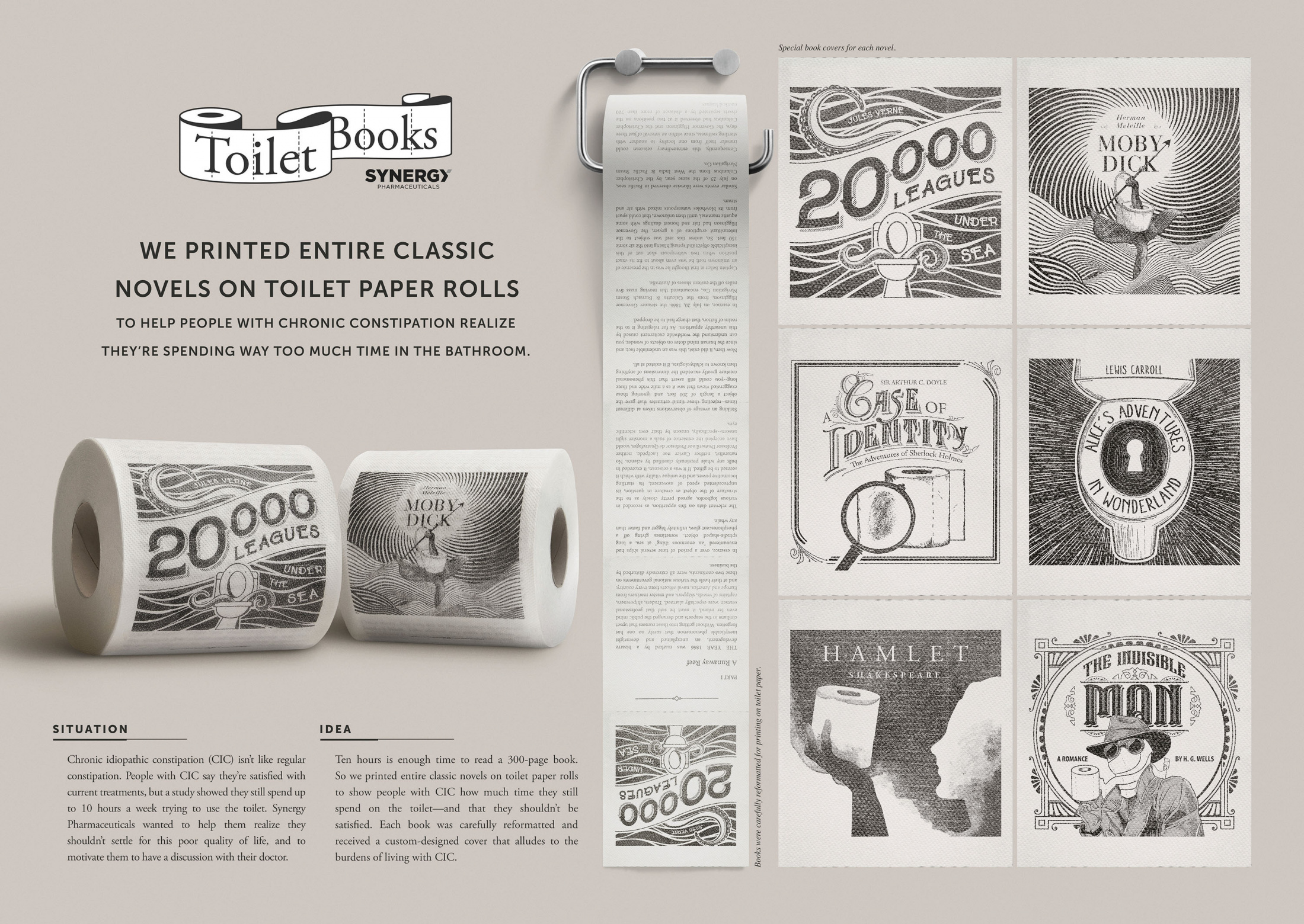 Thumbnail for Toilet Books