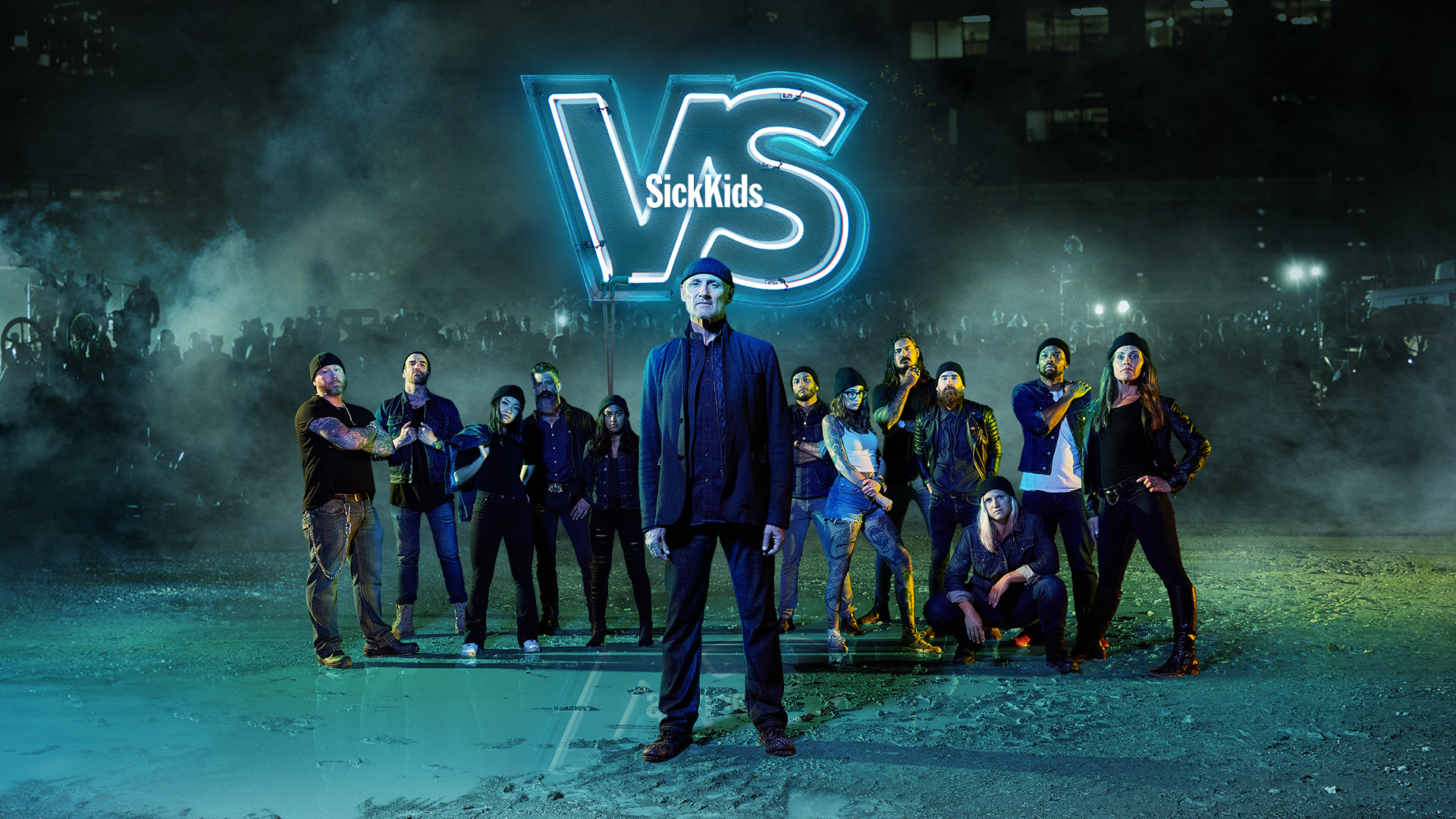 SickKids VS - Crews Thumbnail