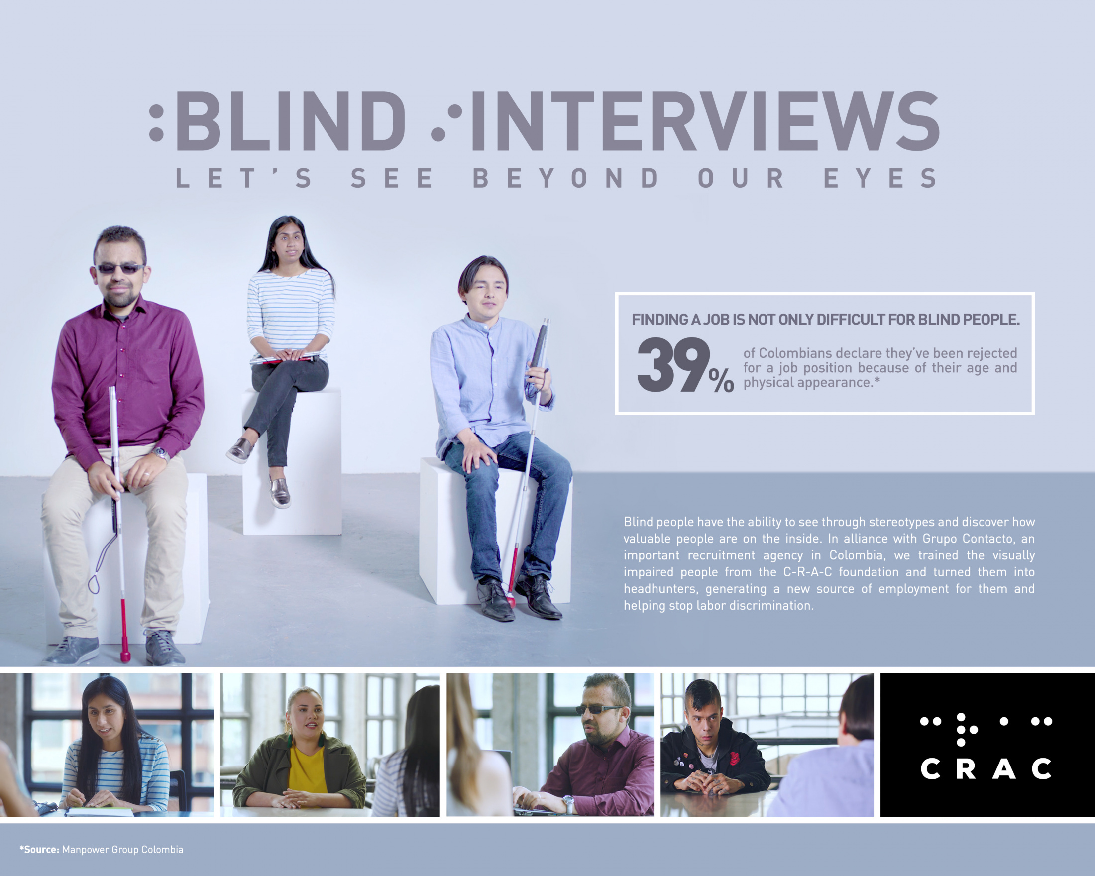 Thumbnail for Blind Interviews