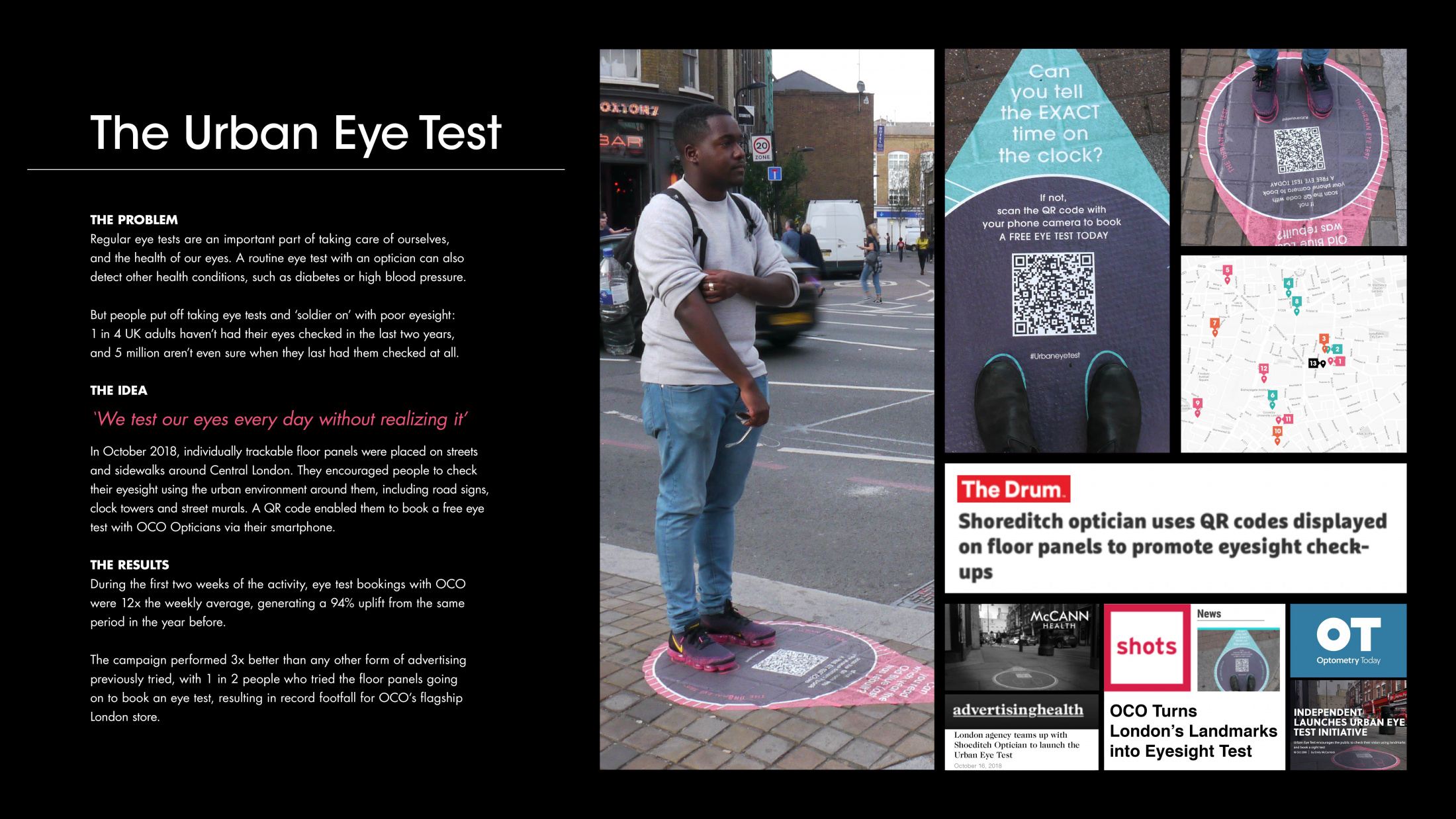 Image Media for The Urban Eye Test
