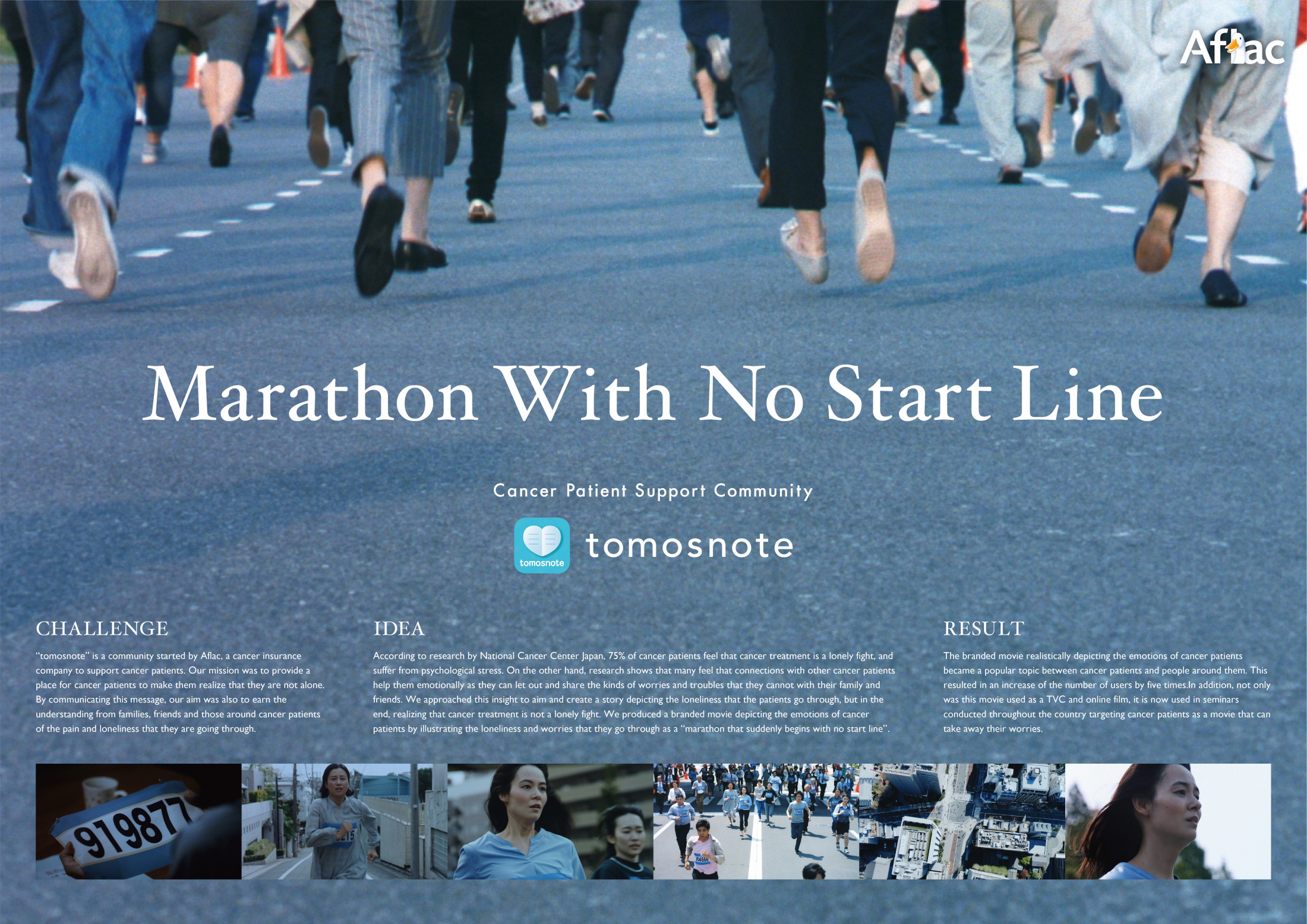 Marathon With No Start Line Thumbnail