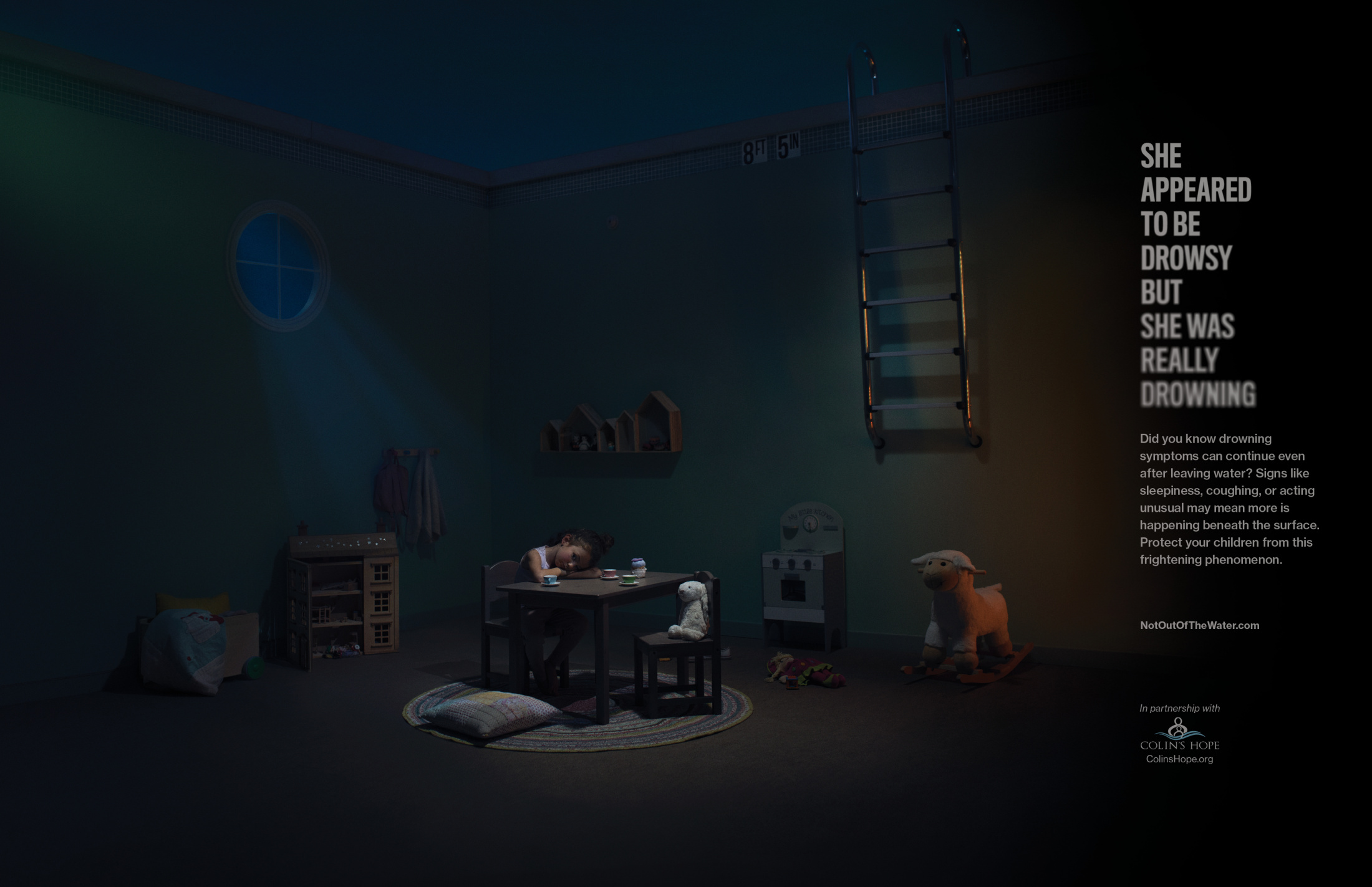 Image for Still Not Out Of The Water – Play Room