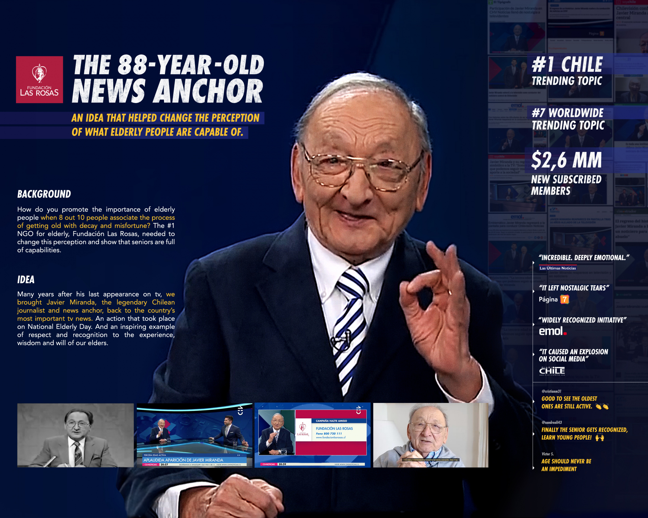 88 year old news anchor Thumbnail