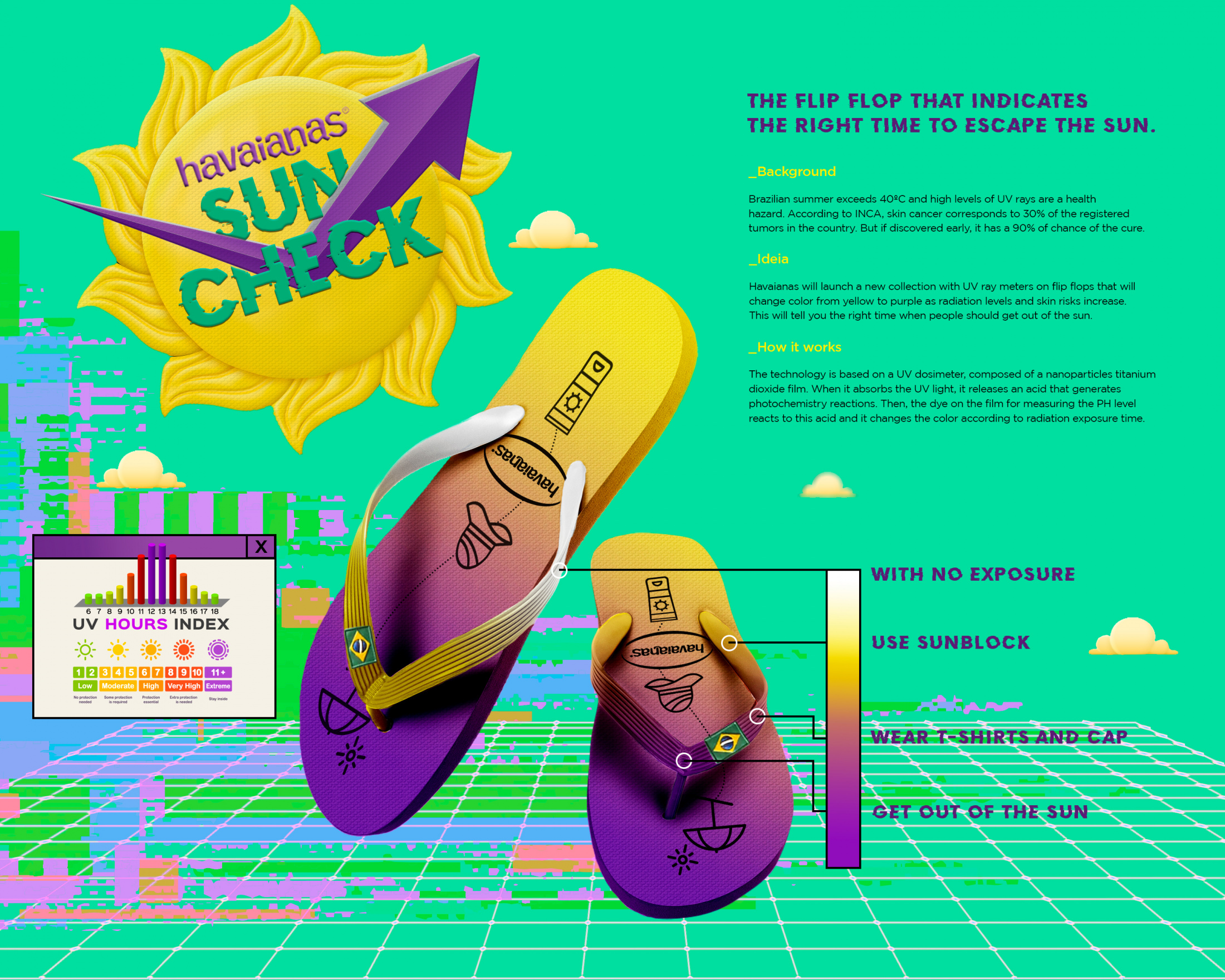 Image Media for HAVAIANAS SUN CHECK