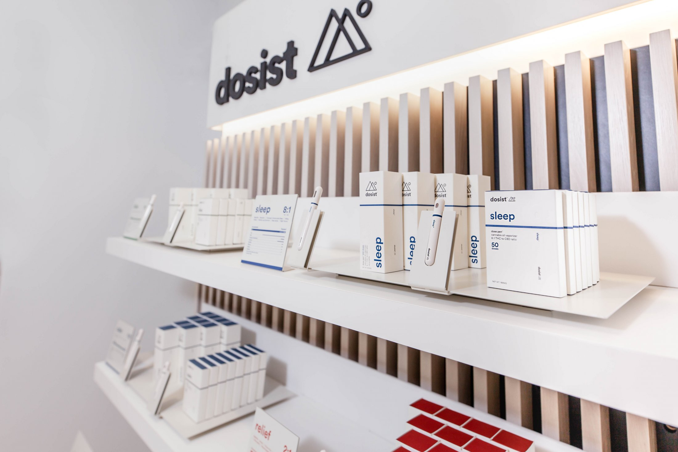 Dosist: Elevating the Dispensary Shop-in-Shop