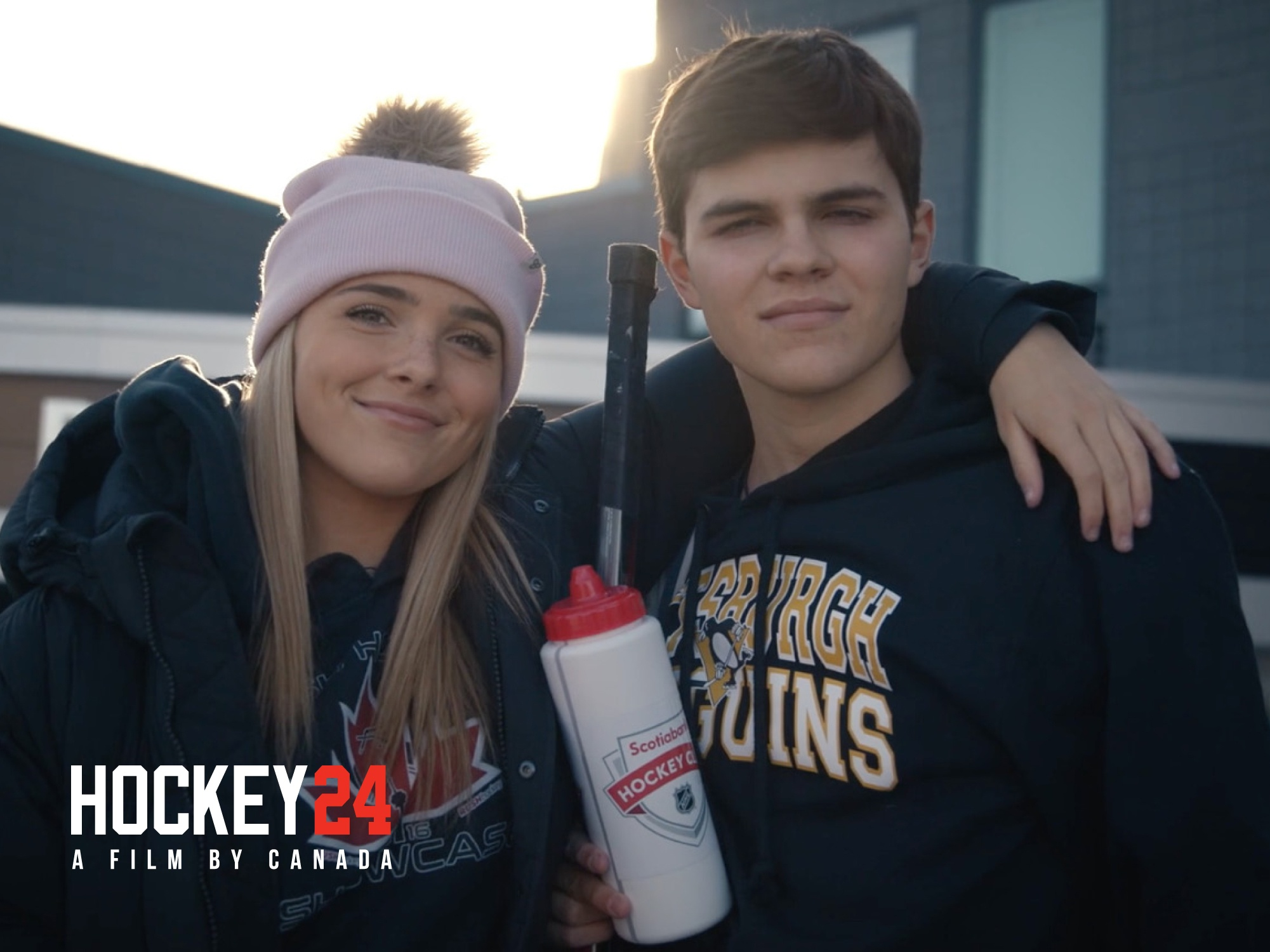 Thumbnail for Hockey 24: A Film by Canada