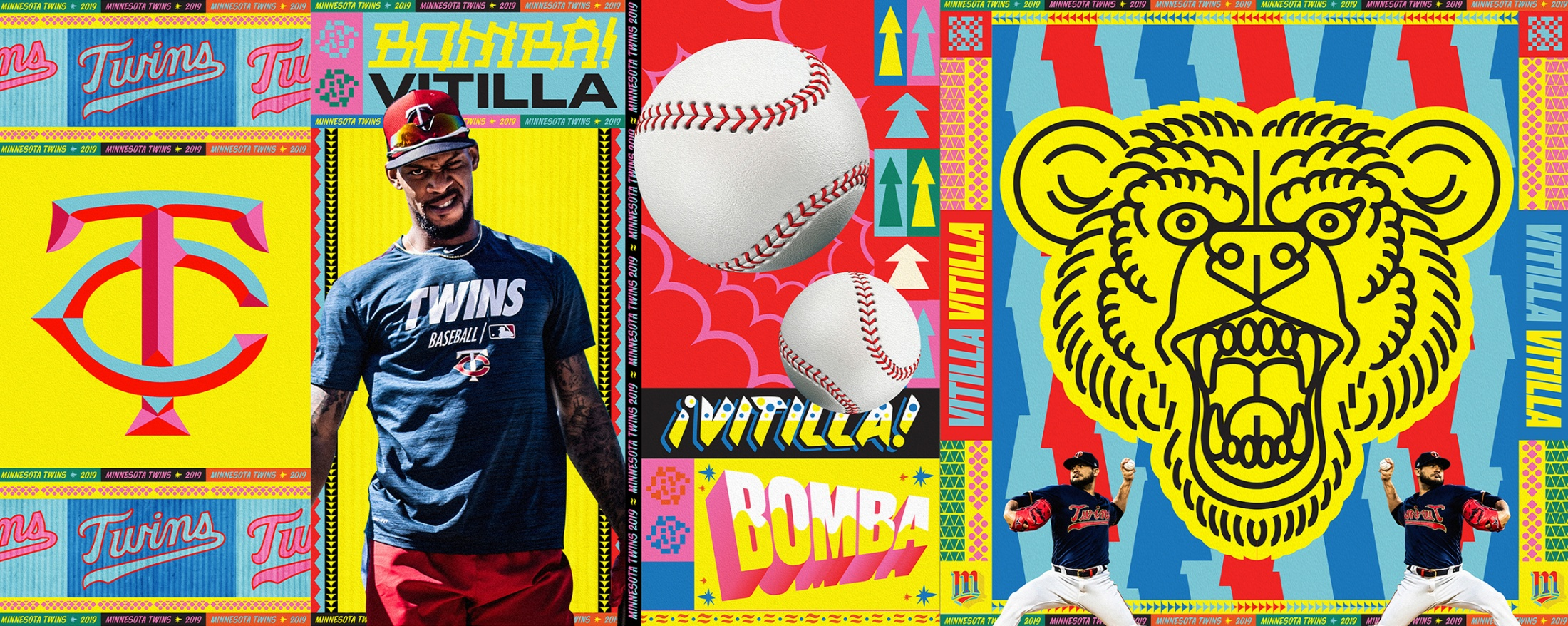 Thumbnail for Minnesota Twins Mall Ball: Vitilla-Style