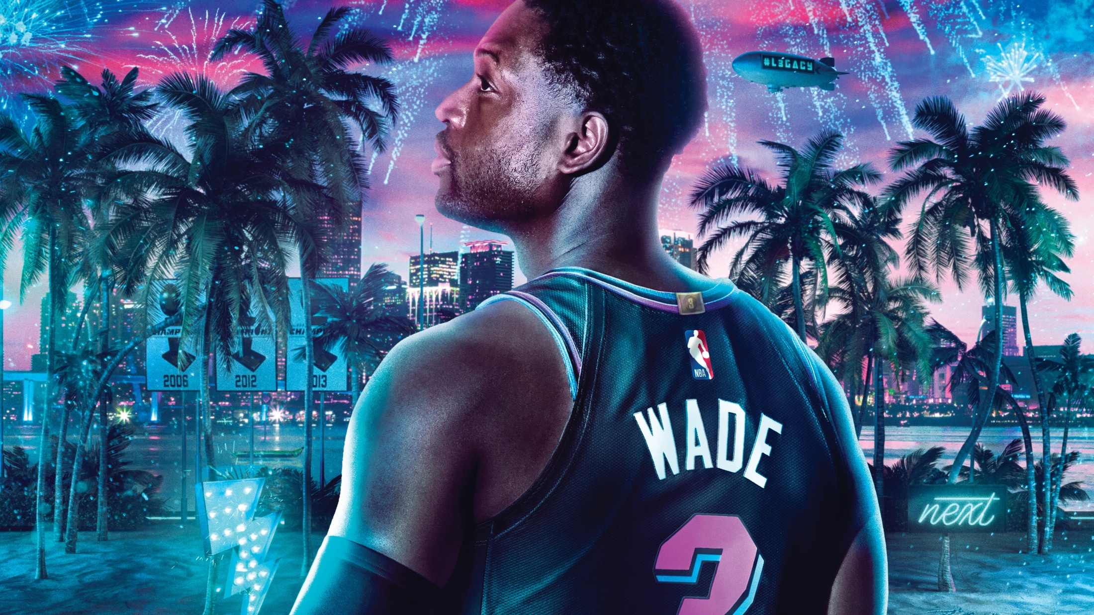 Thumbnail for 2K20 Anthony Davis / Dwyane Wade Cover Art