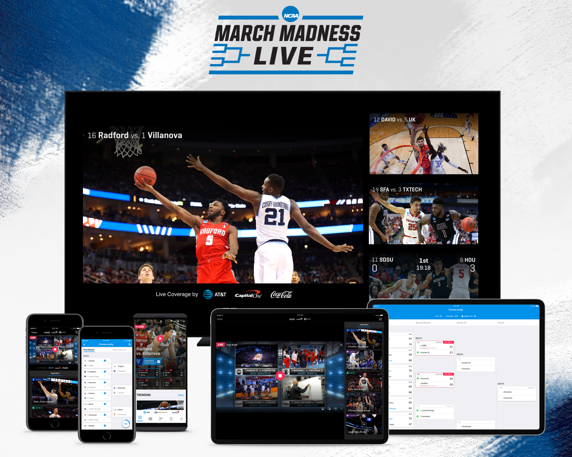 Thumbnail for March Madness Live
