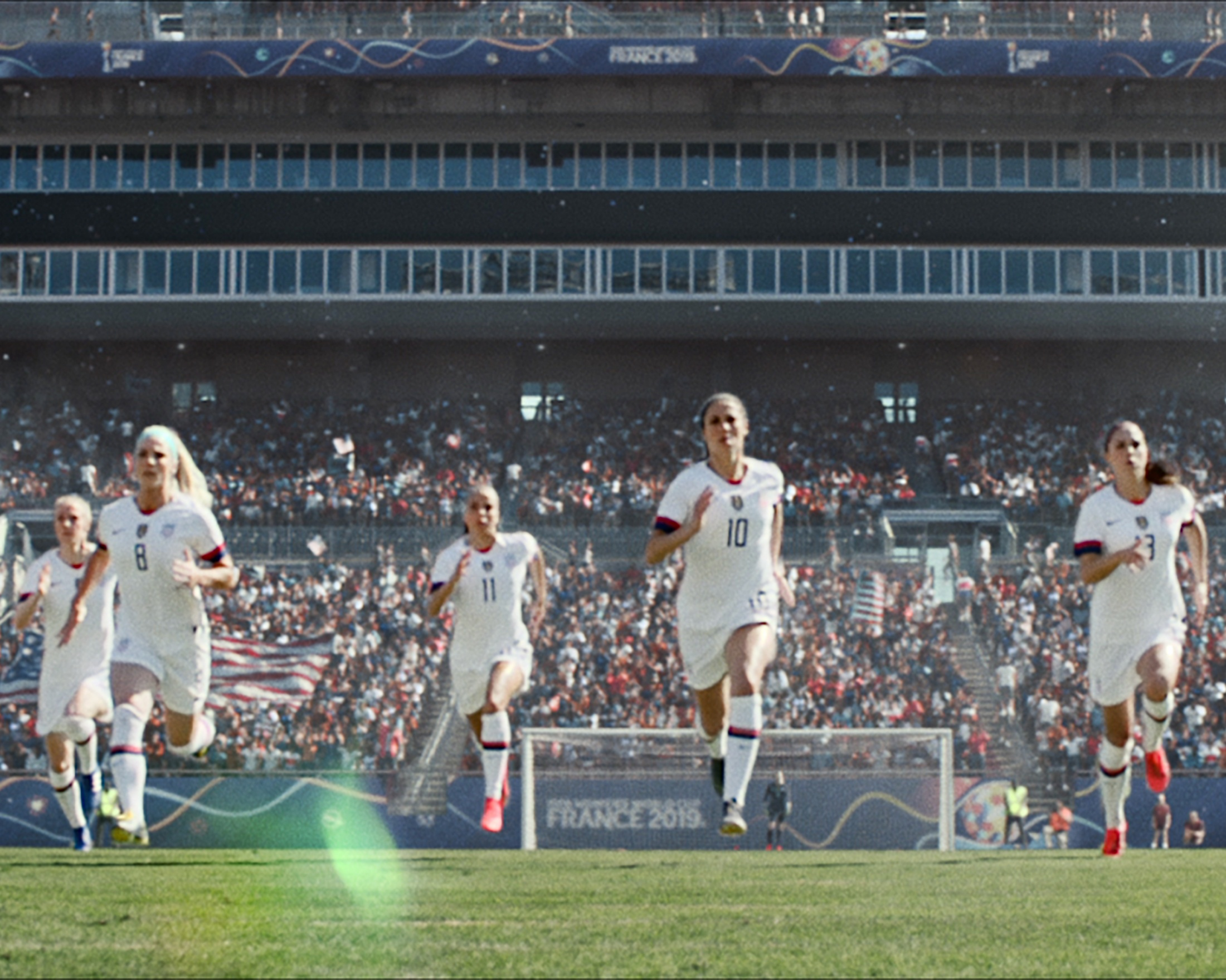 Thumbnail for Women's World Cup - Final Warning
