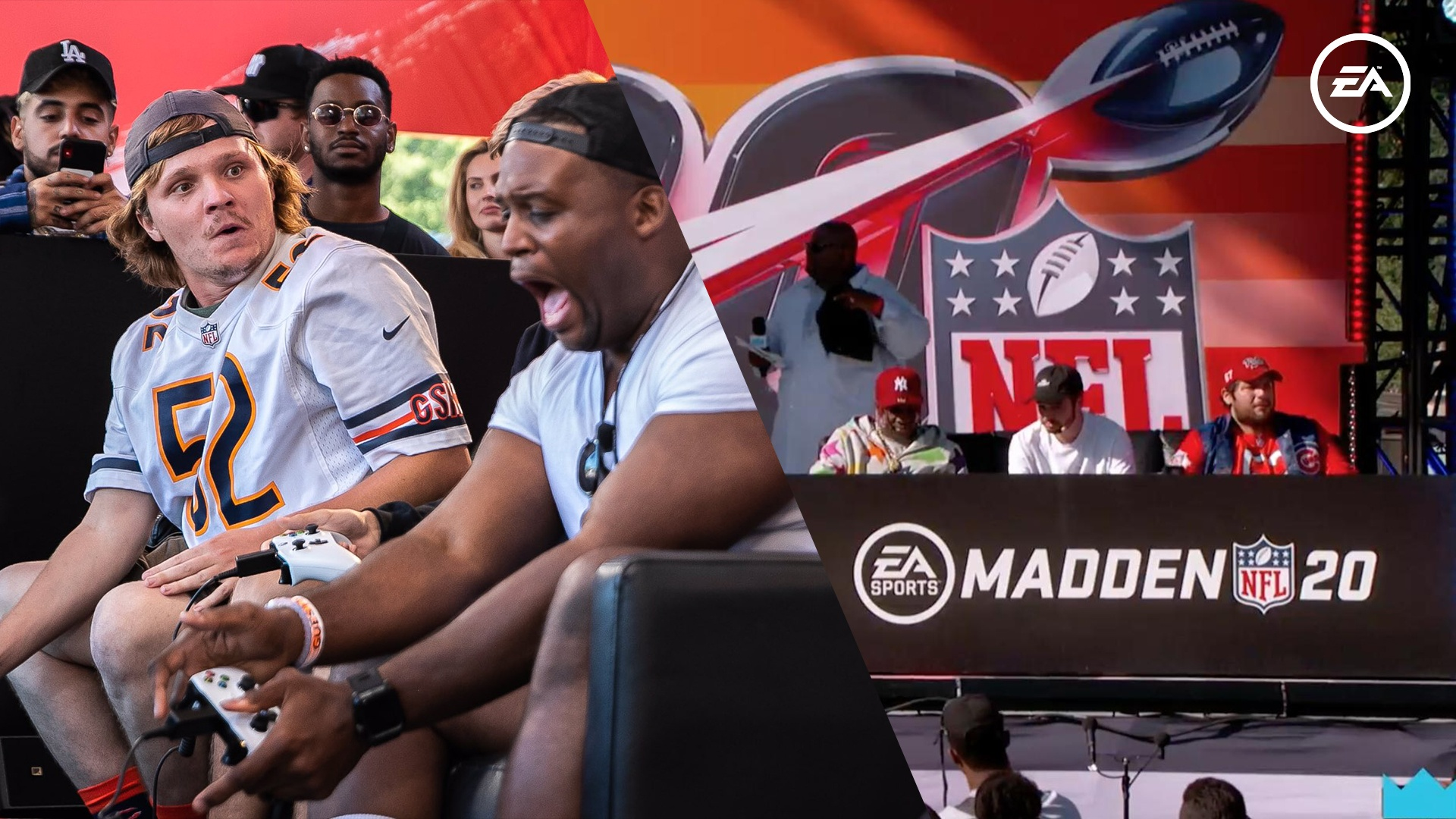 Thumbnail for EA Sports Madden NFL 20