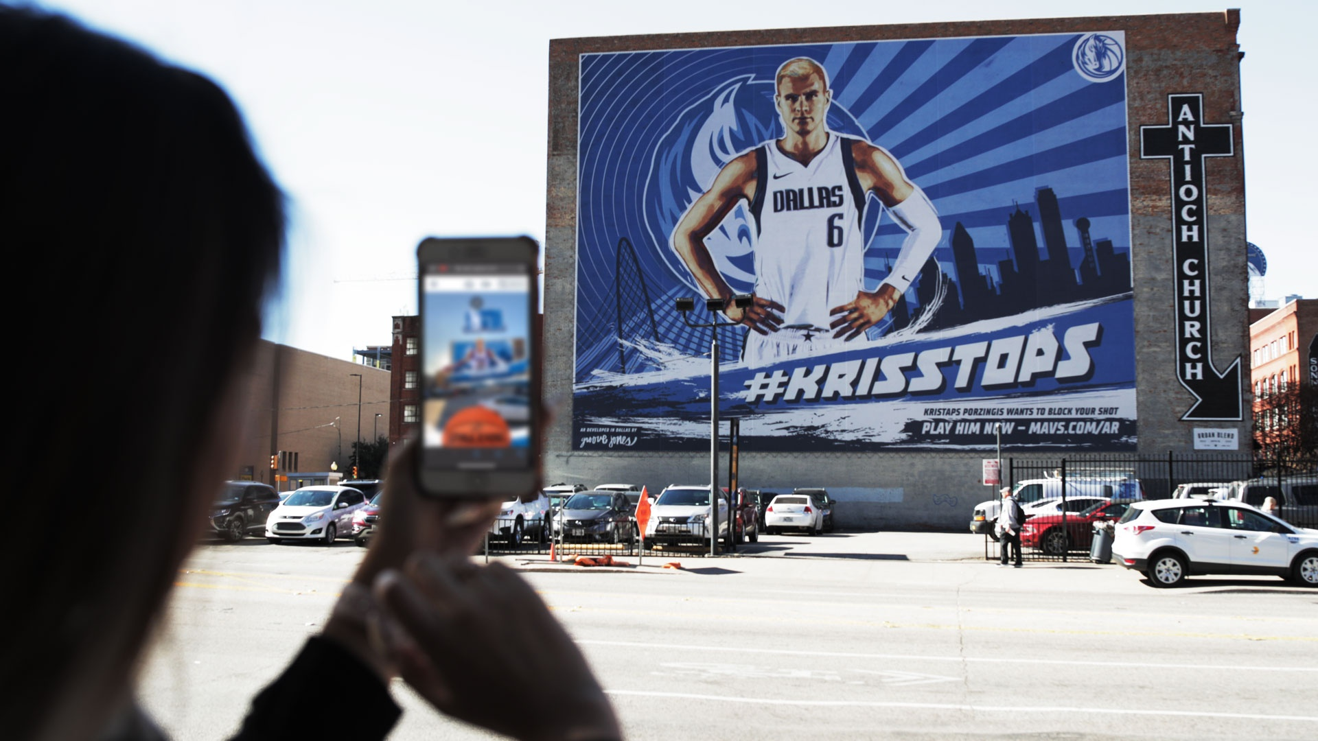 Image Media for Dallas Mavericks - #KRISSTOPS